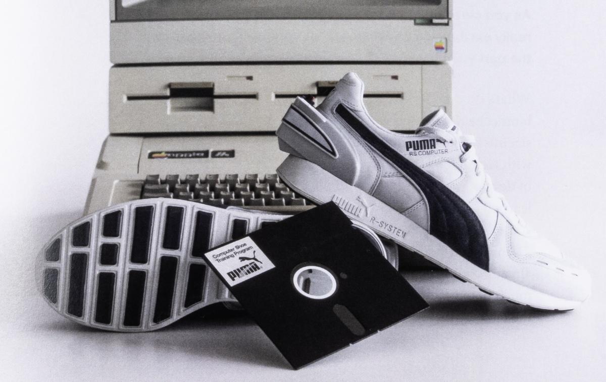 32 años después, las primeras deportivas inteligentes Puma RS Computer vuelven a venderse