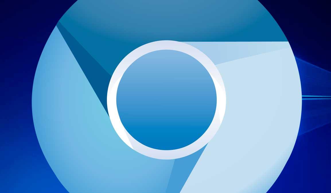 Así es Chromium, el navegador que sustituiría a Edge en Windows 10
