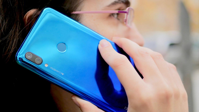 2eb2ce520 Huawei P Smart (2019), características, precio y opiniones - Fichas de  móviles en ComputerHoy.com