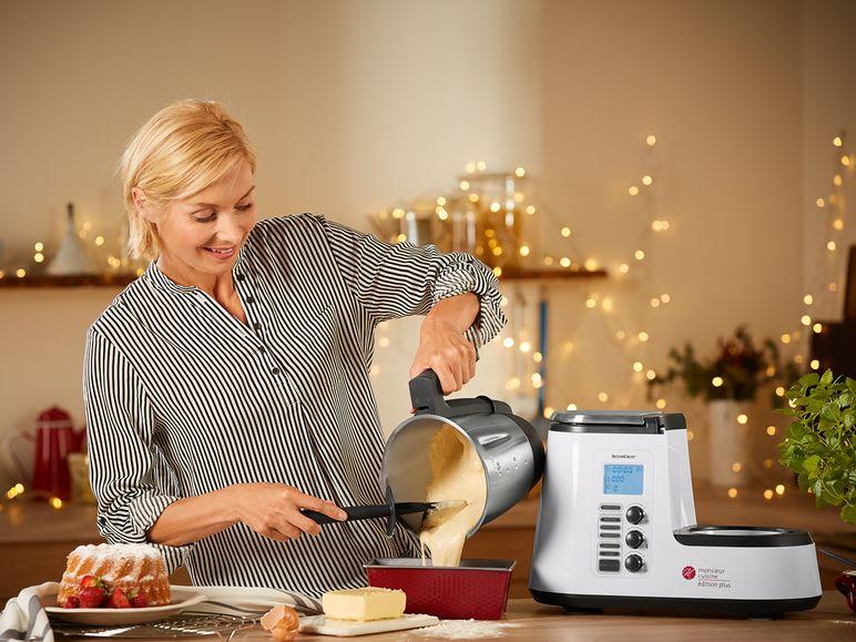 Las 7 caracter sticas m s interesantes del robot de cocina de lidl tecnolog a - Robot cocina lidl ...