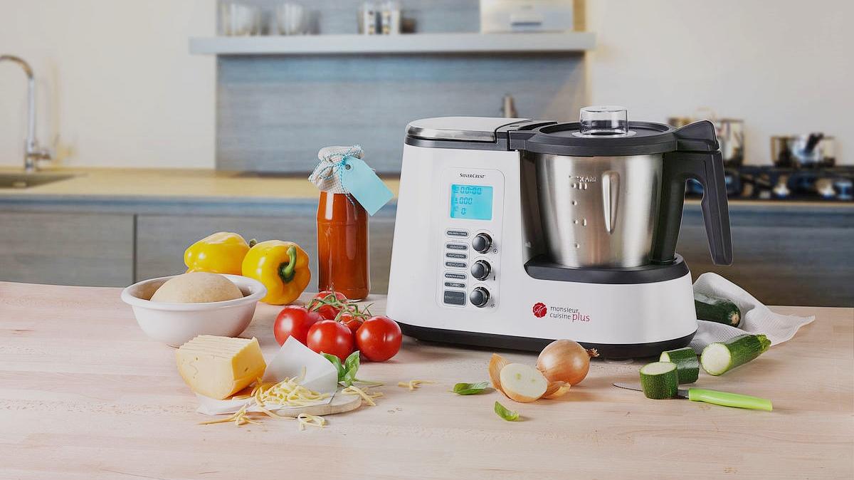 Merece La Pena El Robot De Cocina De Lidl La Thermomix Barata