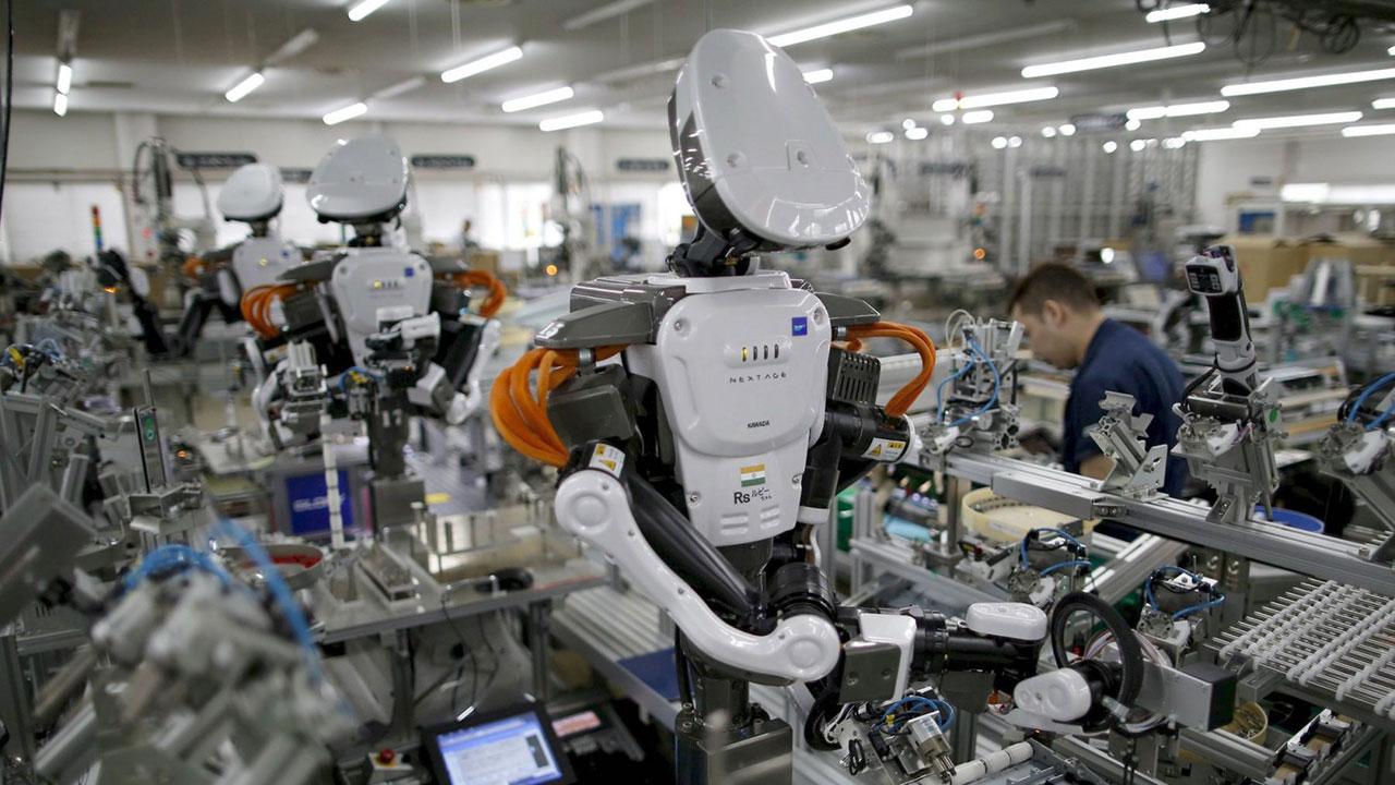 Robots colaborativos: la idea que puede salvas a las PYME en un mundo automatizado