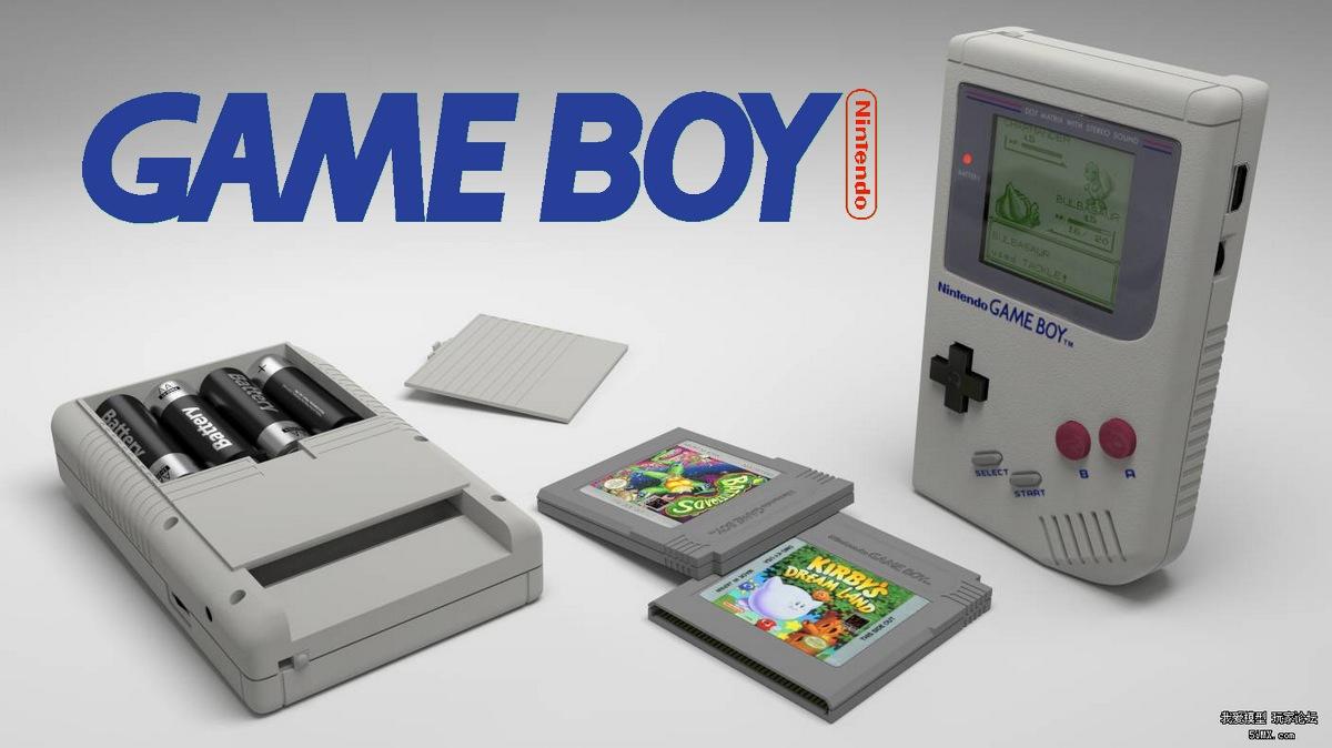 La consola Nintendo Game Boy cumple 30 años