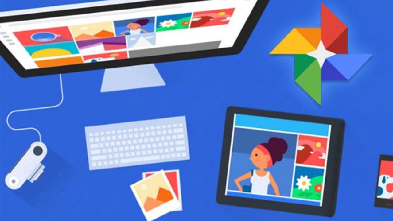 Cómo descargar fotos o vídeos de Google Fotos