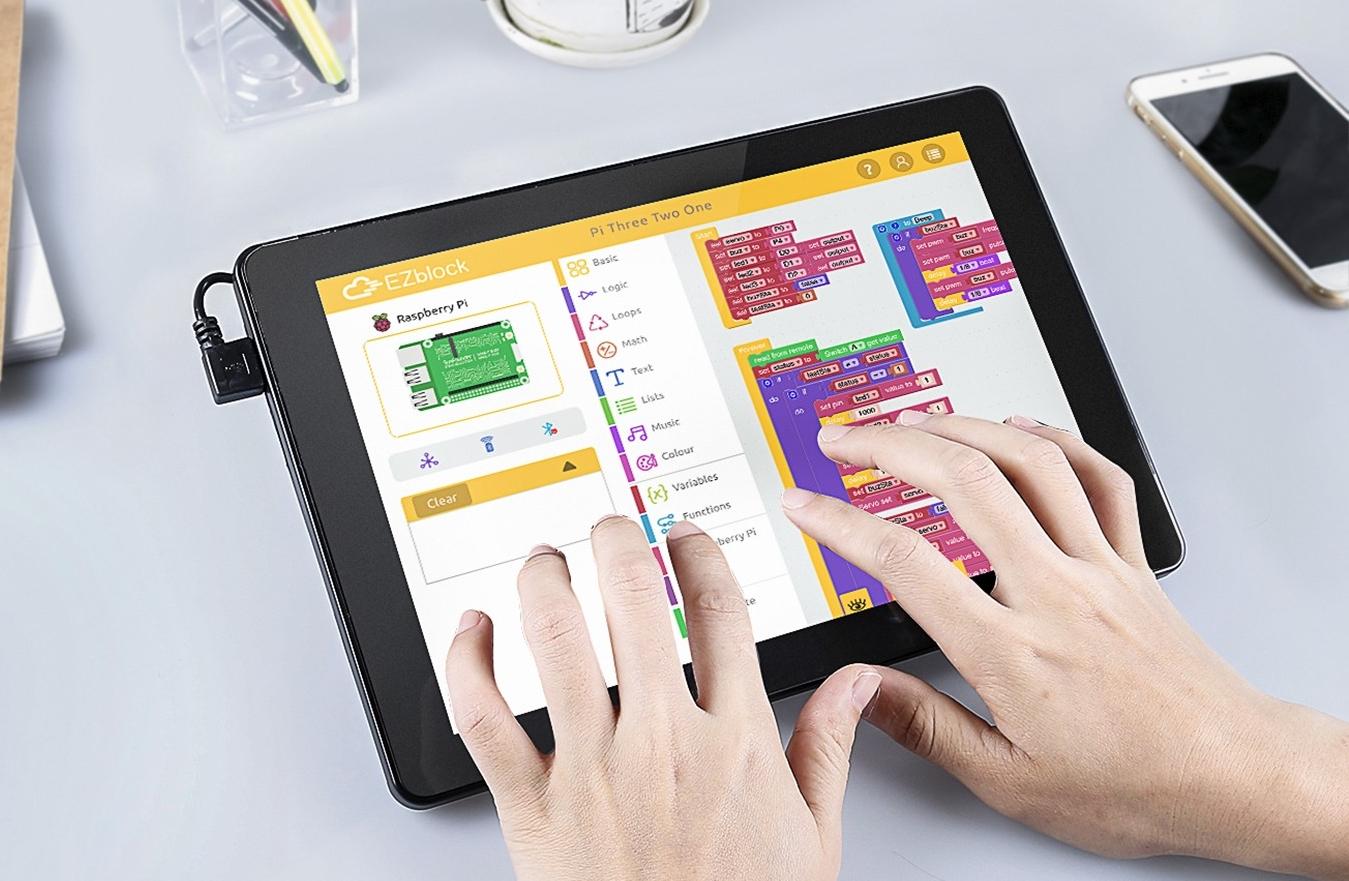 ¿Tiene sentido una tablet con una Raspberry Pi dentro?