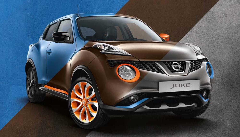 El nuevo Nissan Juke te permitirá conocer la presión de los neumáticos con un comando de voz