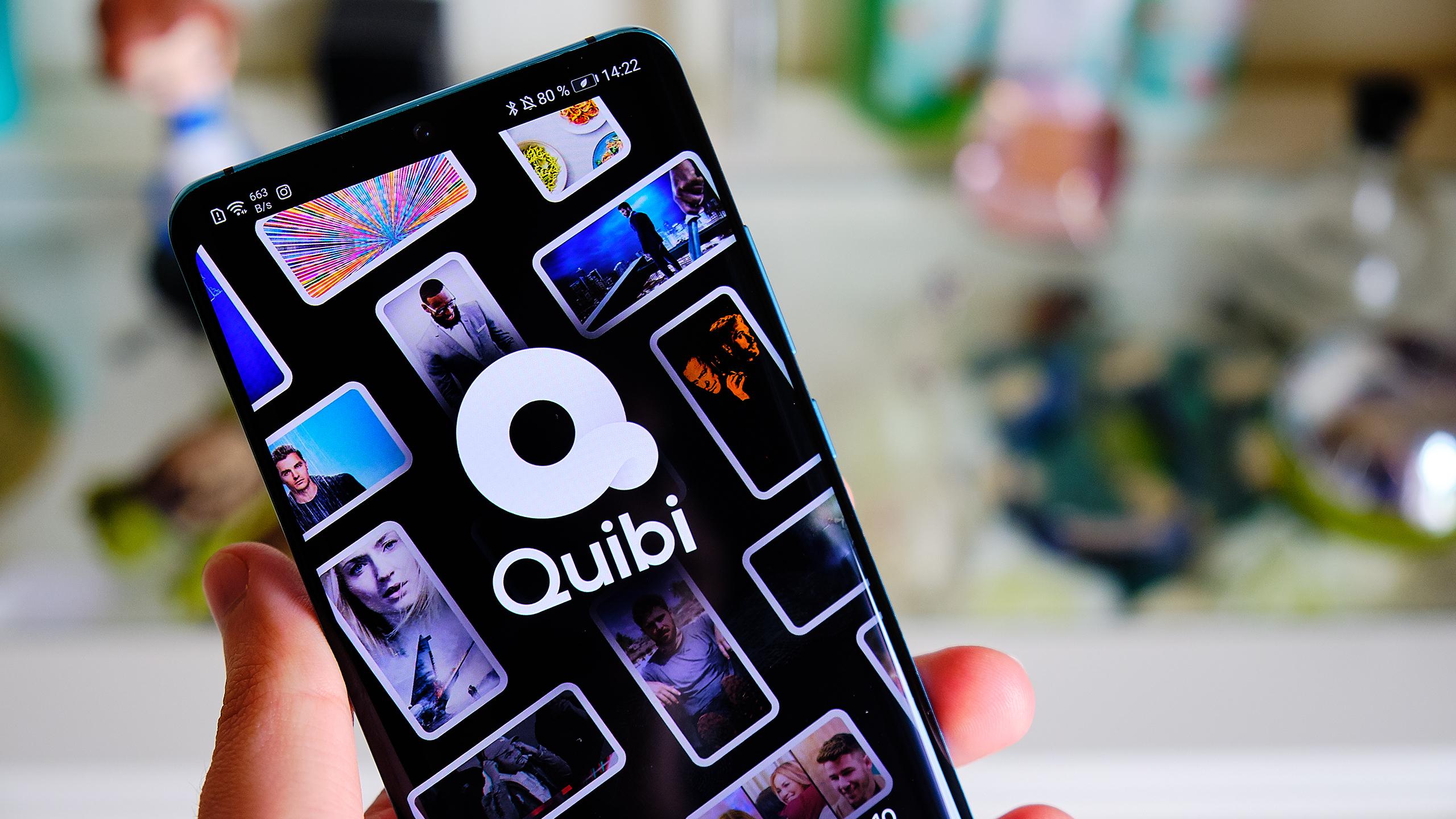 Quibi, la plataforma de streaming en vertical, pierde el 92% de los  usuarios tras el periodo de prueba | Entretenimiento - ComputerHoy.com
