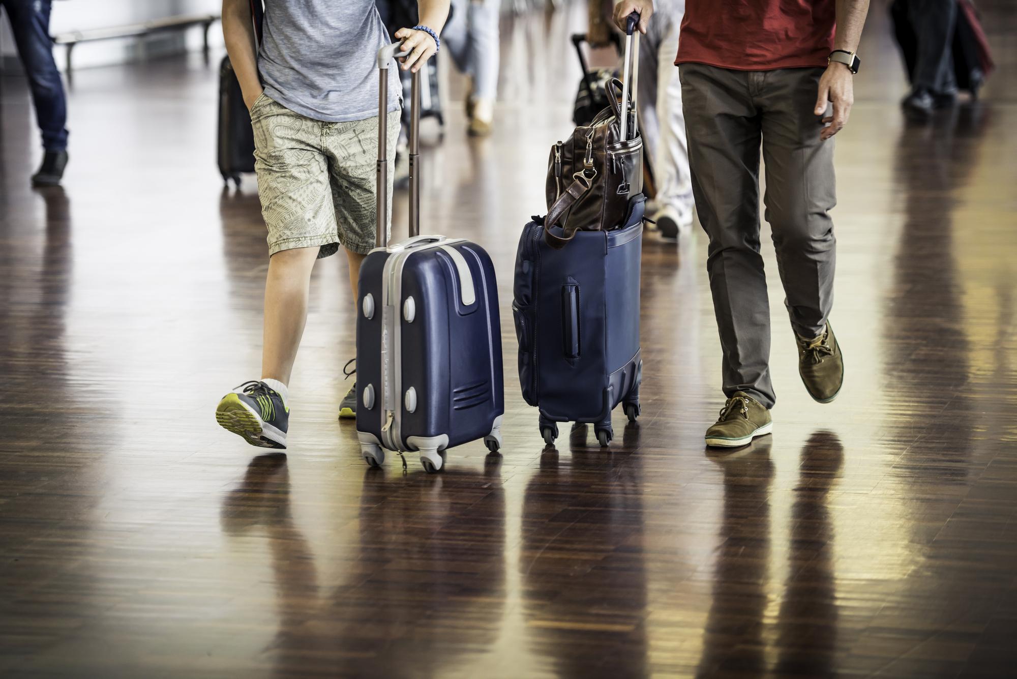 Si pierdes tu vuelo, la aerolínea moverá tu equipaje a tu nuevo vuelo.