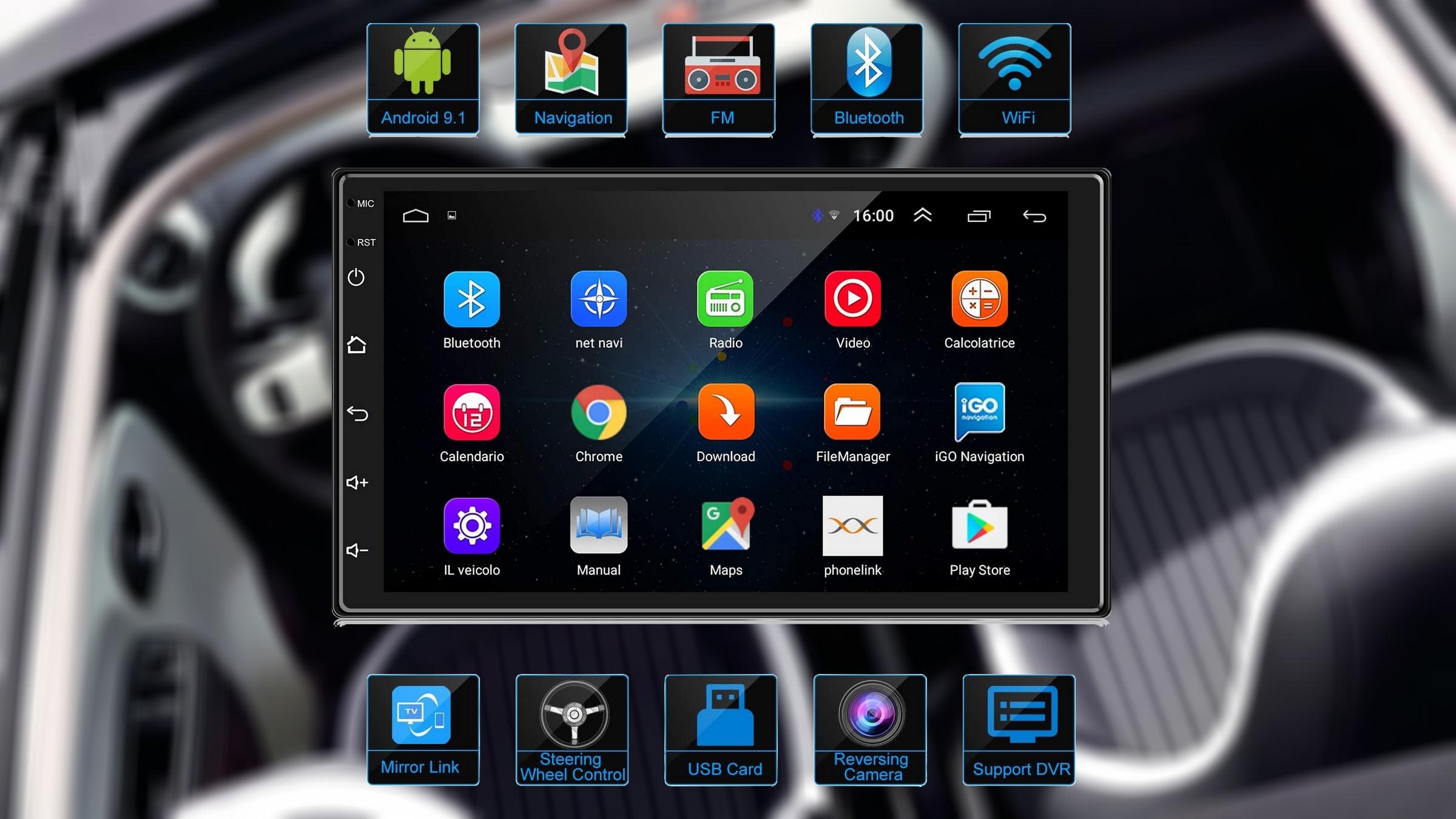 Ya Puedes Disfrutar De Android Auto En Tu Coche Antiguo Con Este Gadget Que Sustituye A La Vieja Autorradio Motor Computerhoy Com