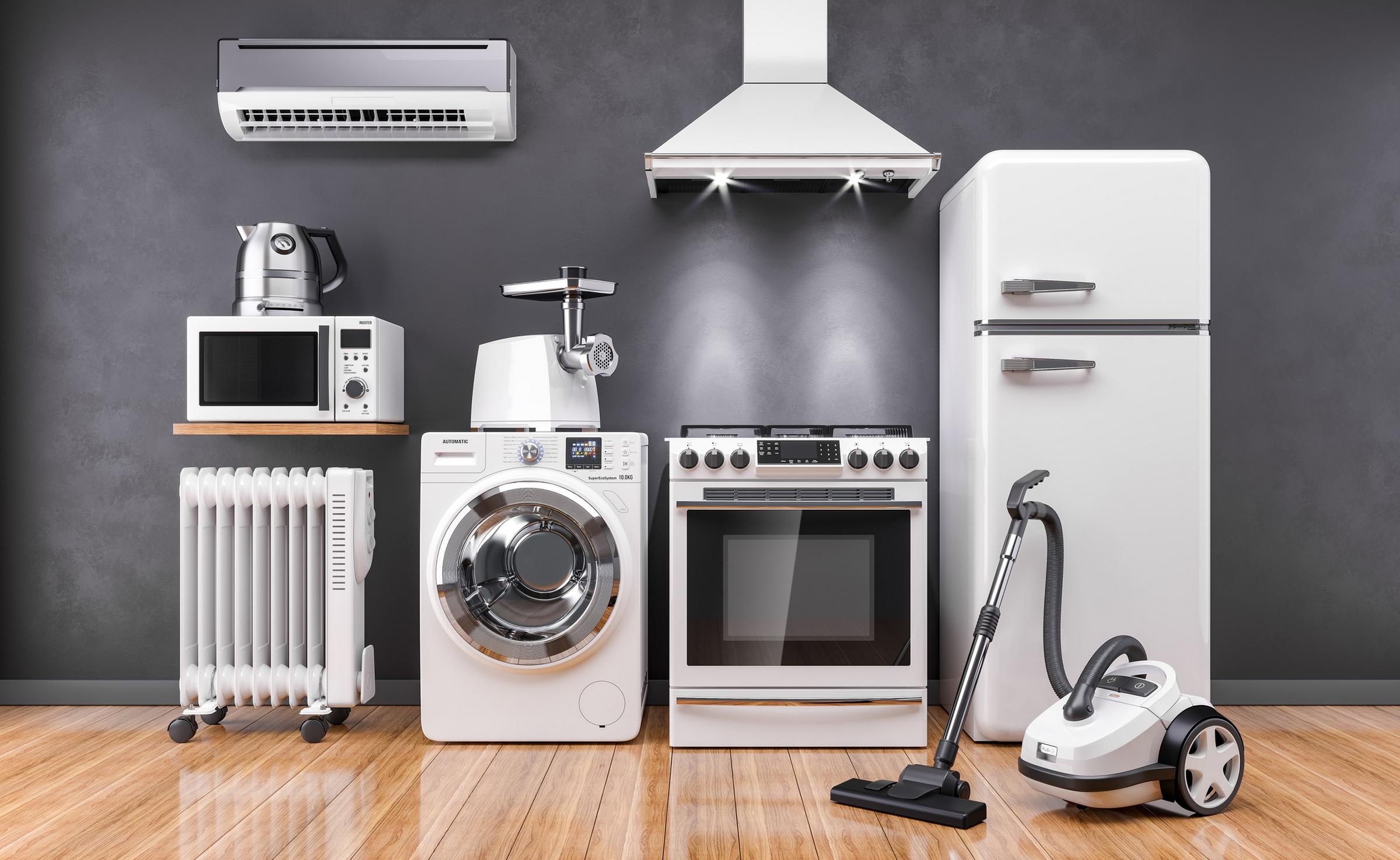 Cuánto duran los electrodomésticos? Esta es la vida útil de los aparatos de tu hogar   Life - ComputerHoy.com