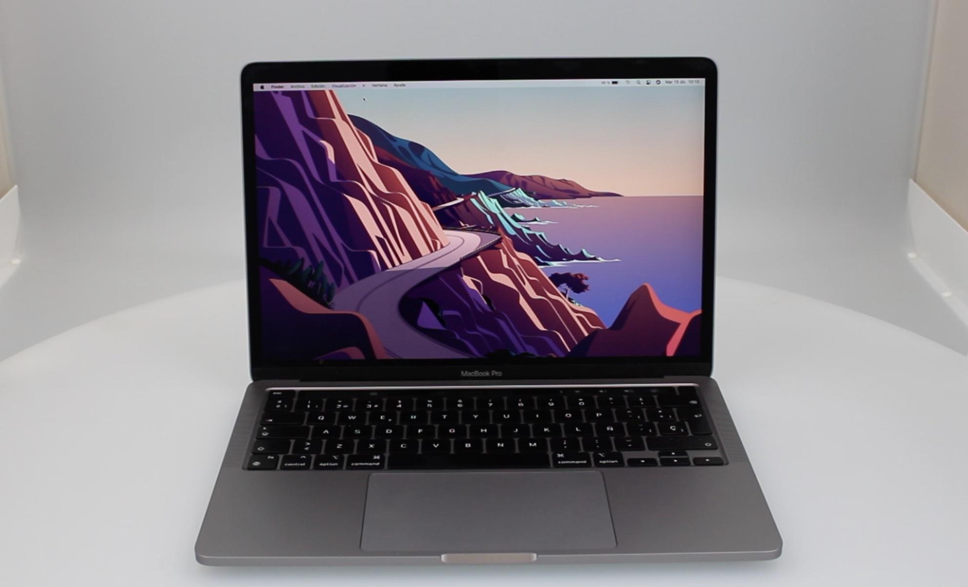 Ahora es el momento: el MacBook Pro con Chip M1 de Apple tiene 270 euros de descuento en Amazon
