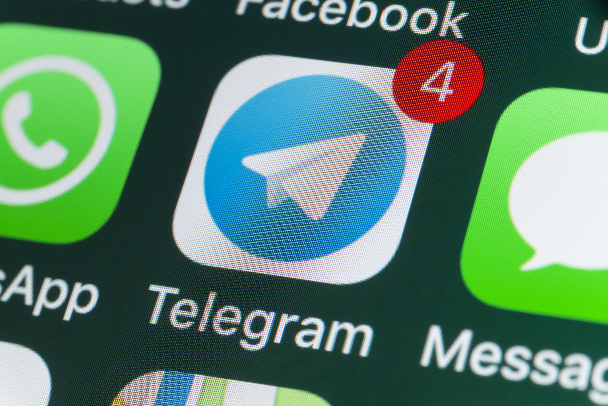 Telegram se estaría convirtiendo en el lugar de encuentro de cibercriminales
