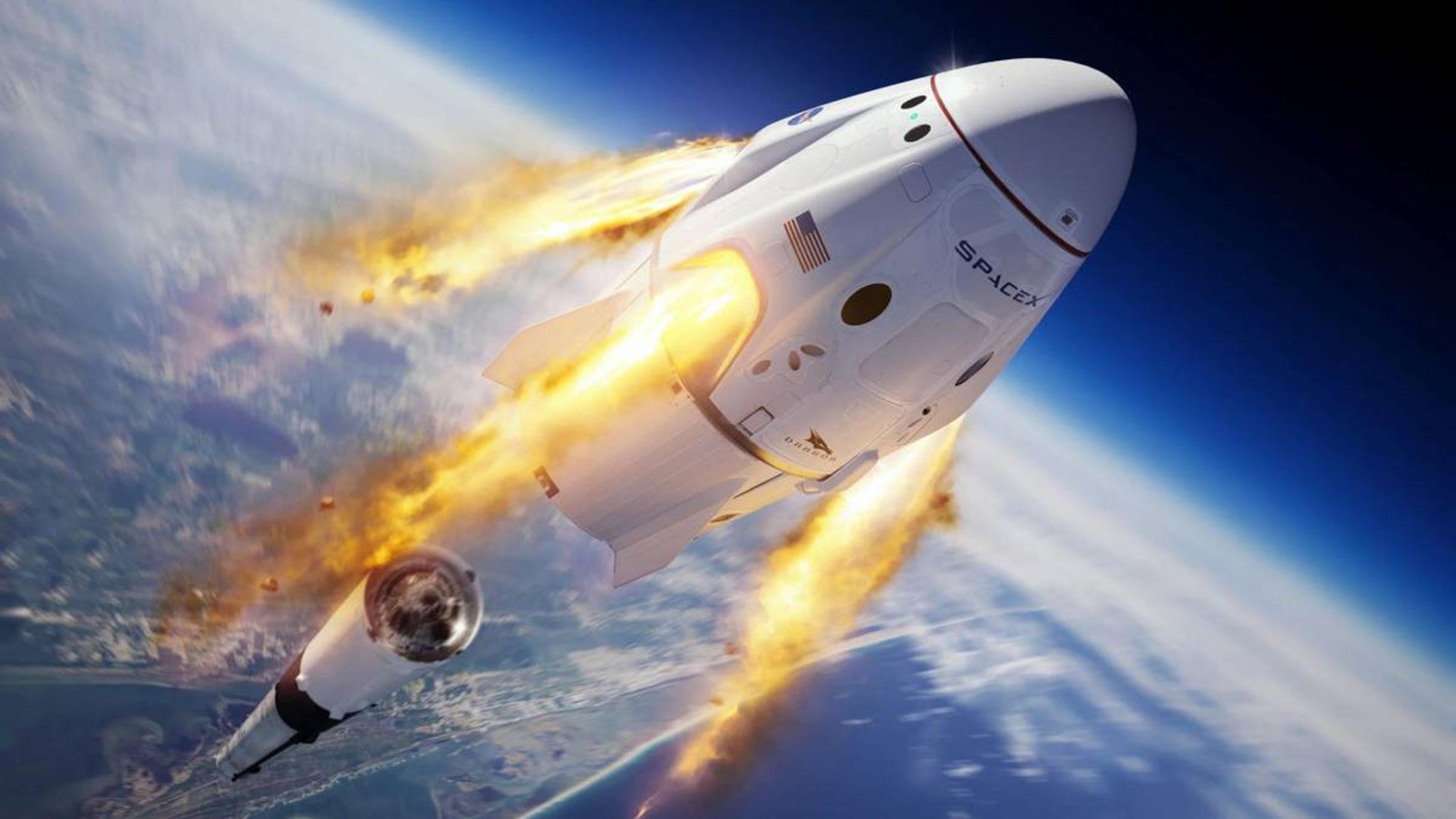 SpaceX debe hacer frente a otro reto: no dañar la fauna con sus despegues