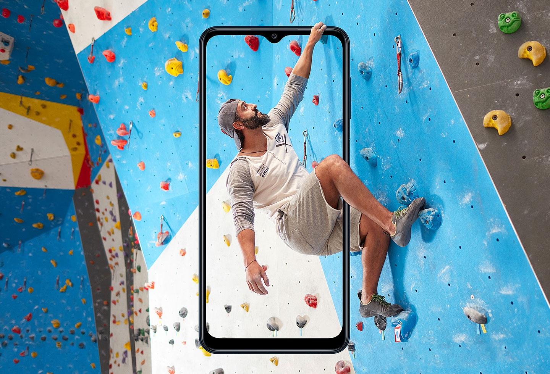 Galaxy M12, el nuevo móvil económico de Samsung con batería de 5.000 mAh y cámara de 48 Mpx | Tecnología - ComputerHoy.com