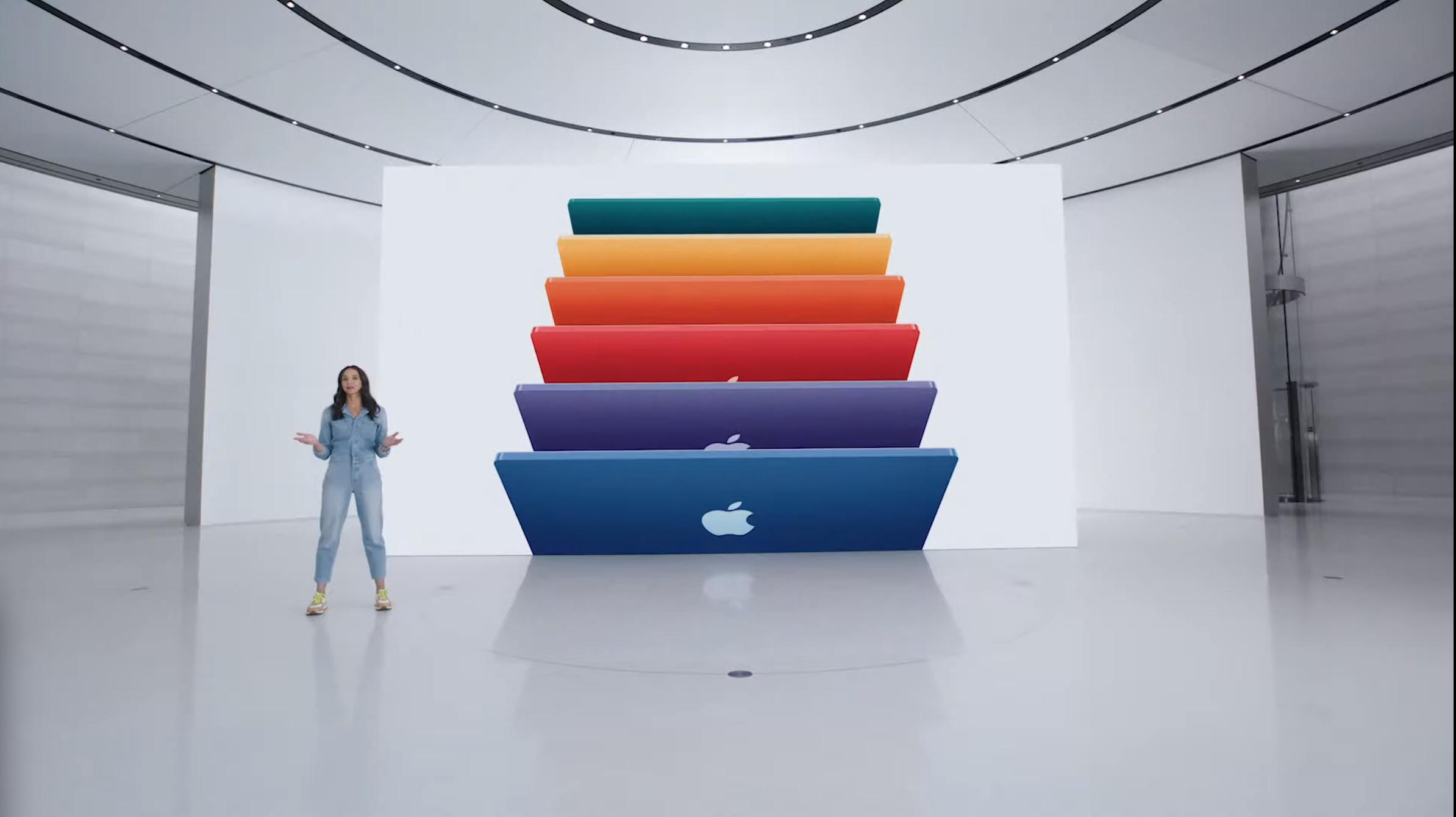 Primera oferta en el nuevo iMac (2021): la tiene Amazon y el descuento es de 100 euros