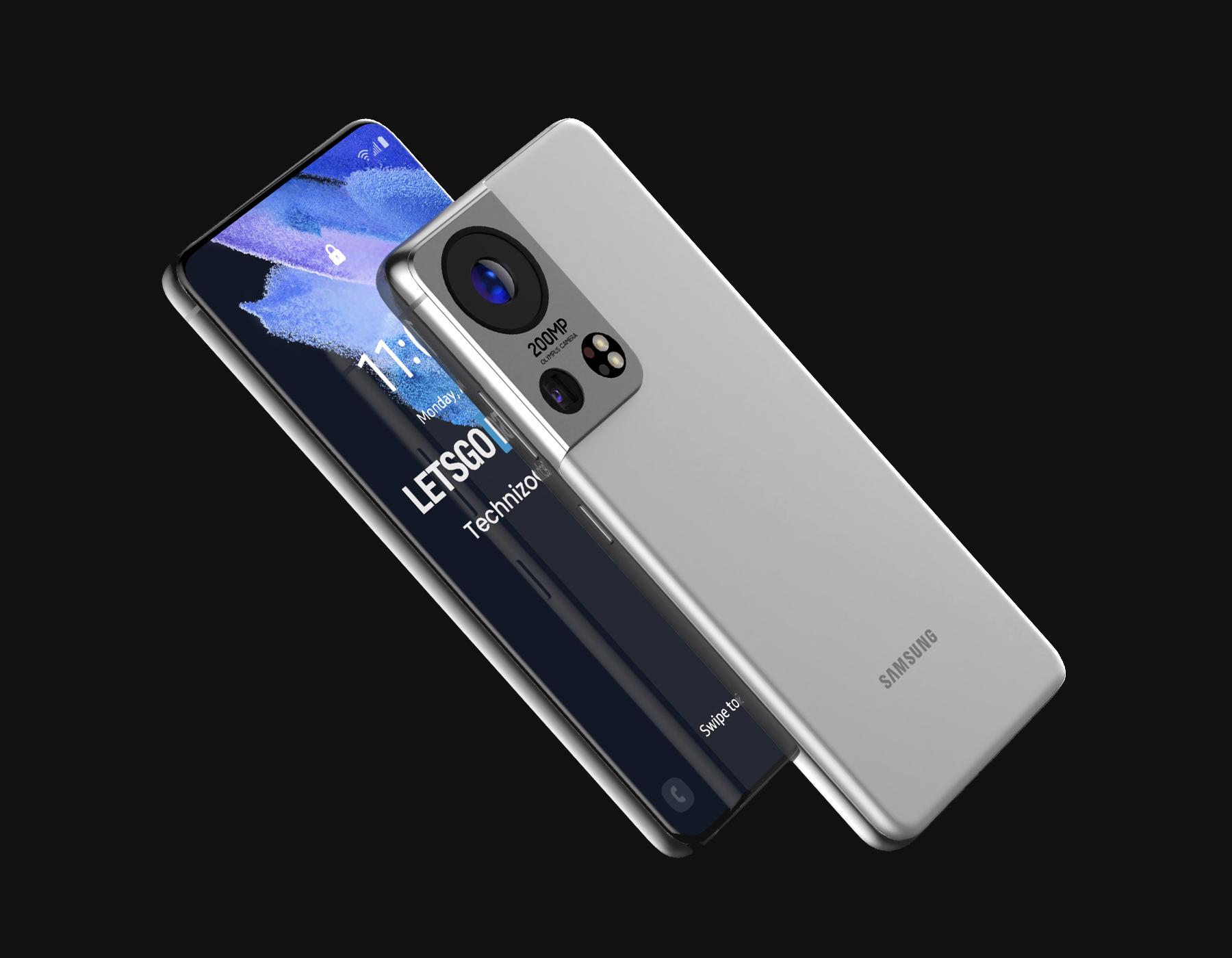 El Samsung Galaxy S22 con c谩mara Olympus lucir铆a as铆 de impresionante |  Tecnolog铆a - ComputerHoy.com