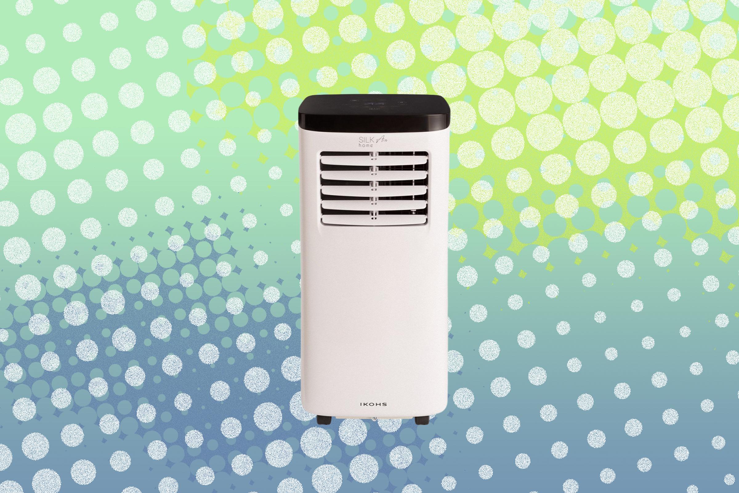 Este aire acondicionado portátil es más barato que el de Lidl y resulta perfecto para combatir el calor del verano