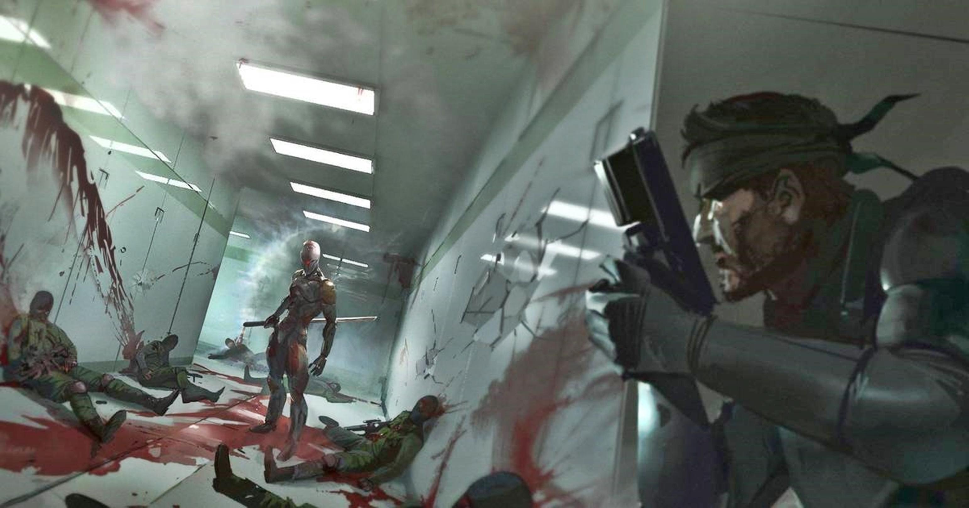 Metal Gear Solid promete un 'nuevo tipo de acción' en su adaptación cinematográfica