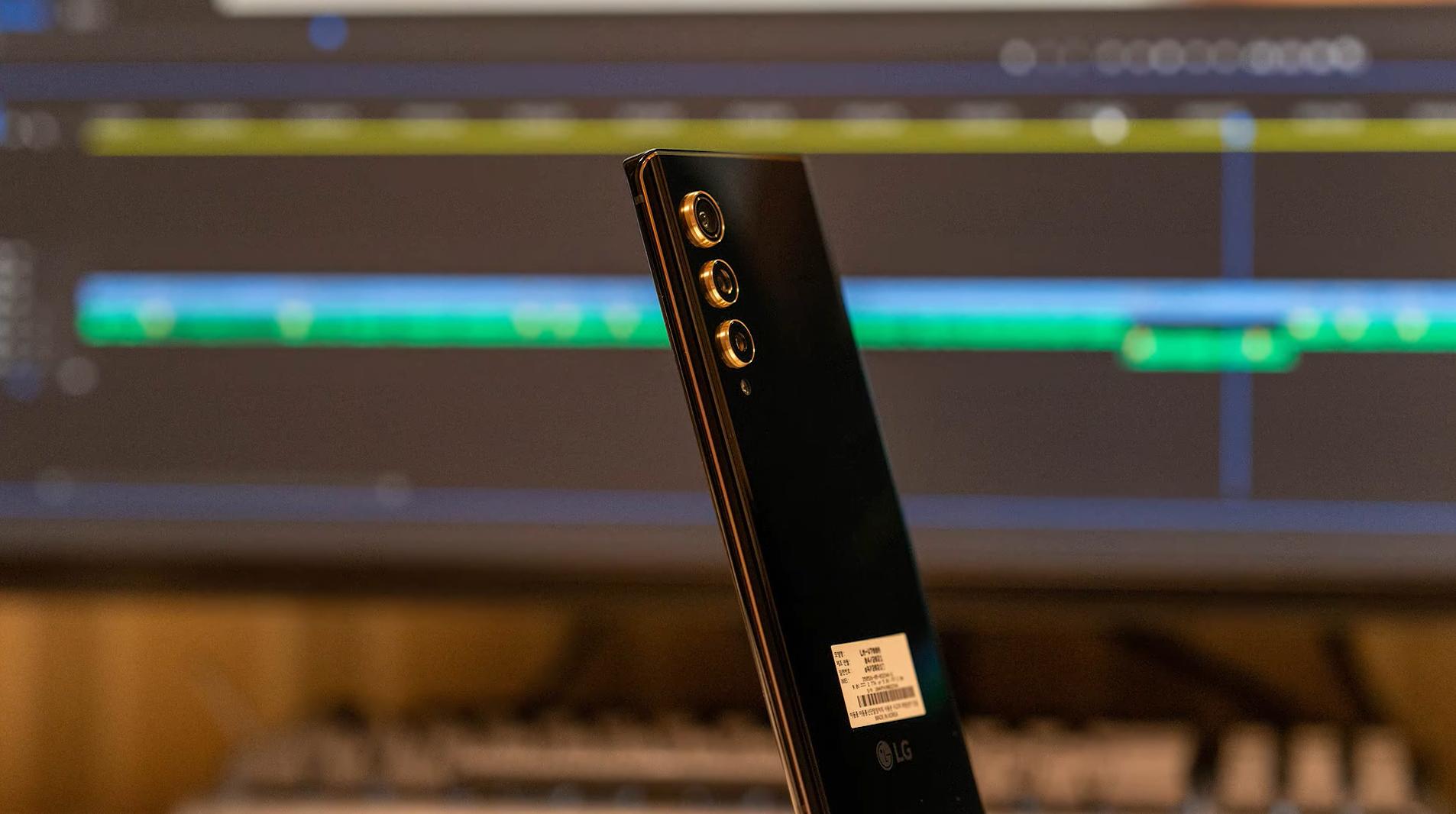 Así habría sido el próximo móvil LG: Velvet 2 Pro en vídeo