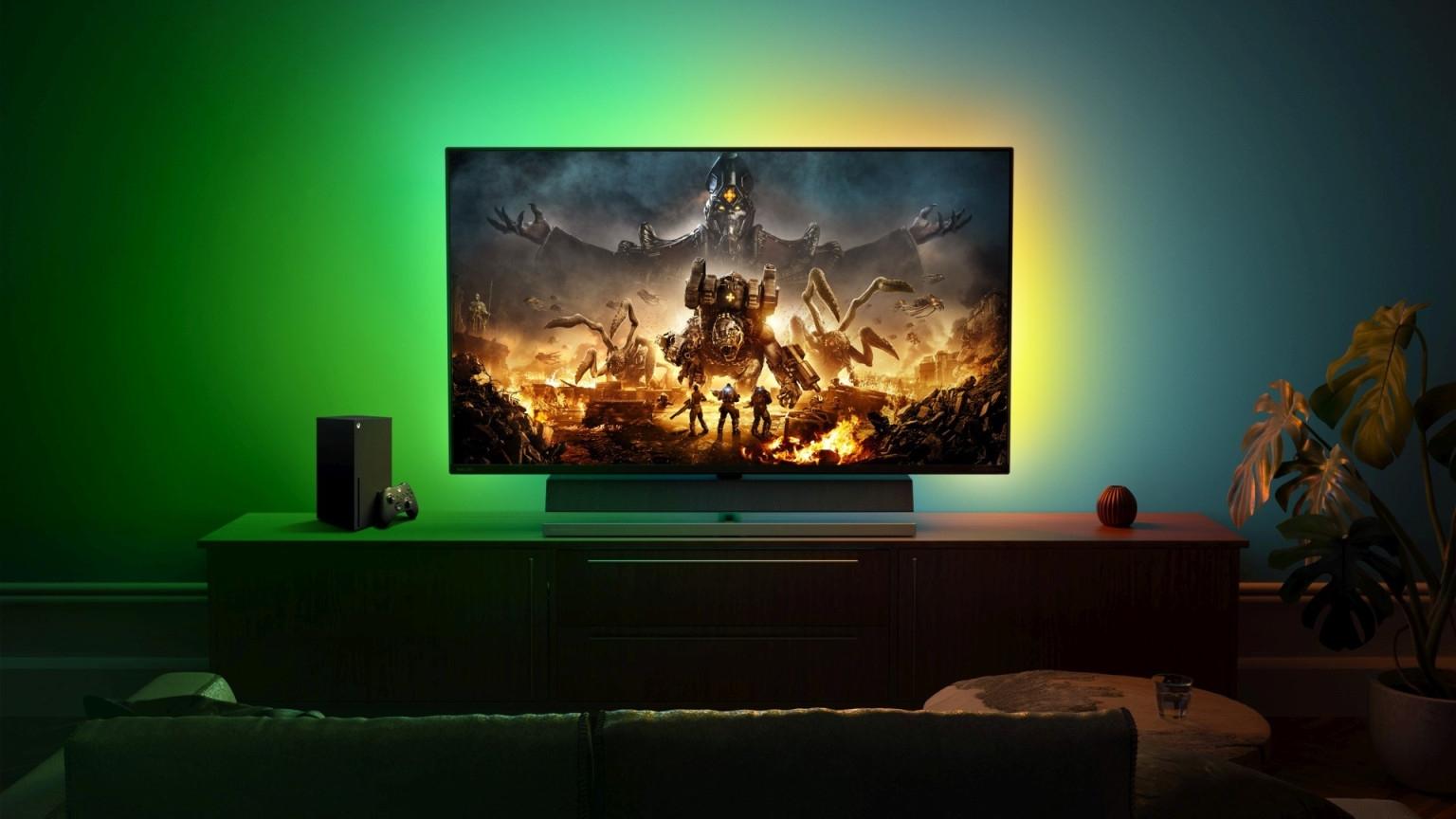 Microsoft anuncia los televisores y monitores diseñados para Xbox