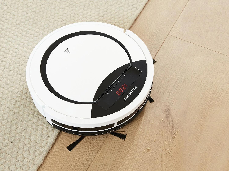 ¡Que tiemblen Roomba y Conga! Vuelve el robot aspirador de Lidl por 124 euros