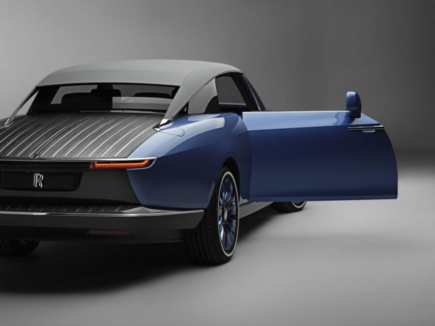 Así es el Rolls-Royce Boat Tail, el coche nuevo más caro del mundo