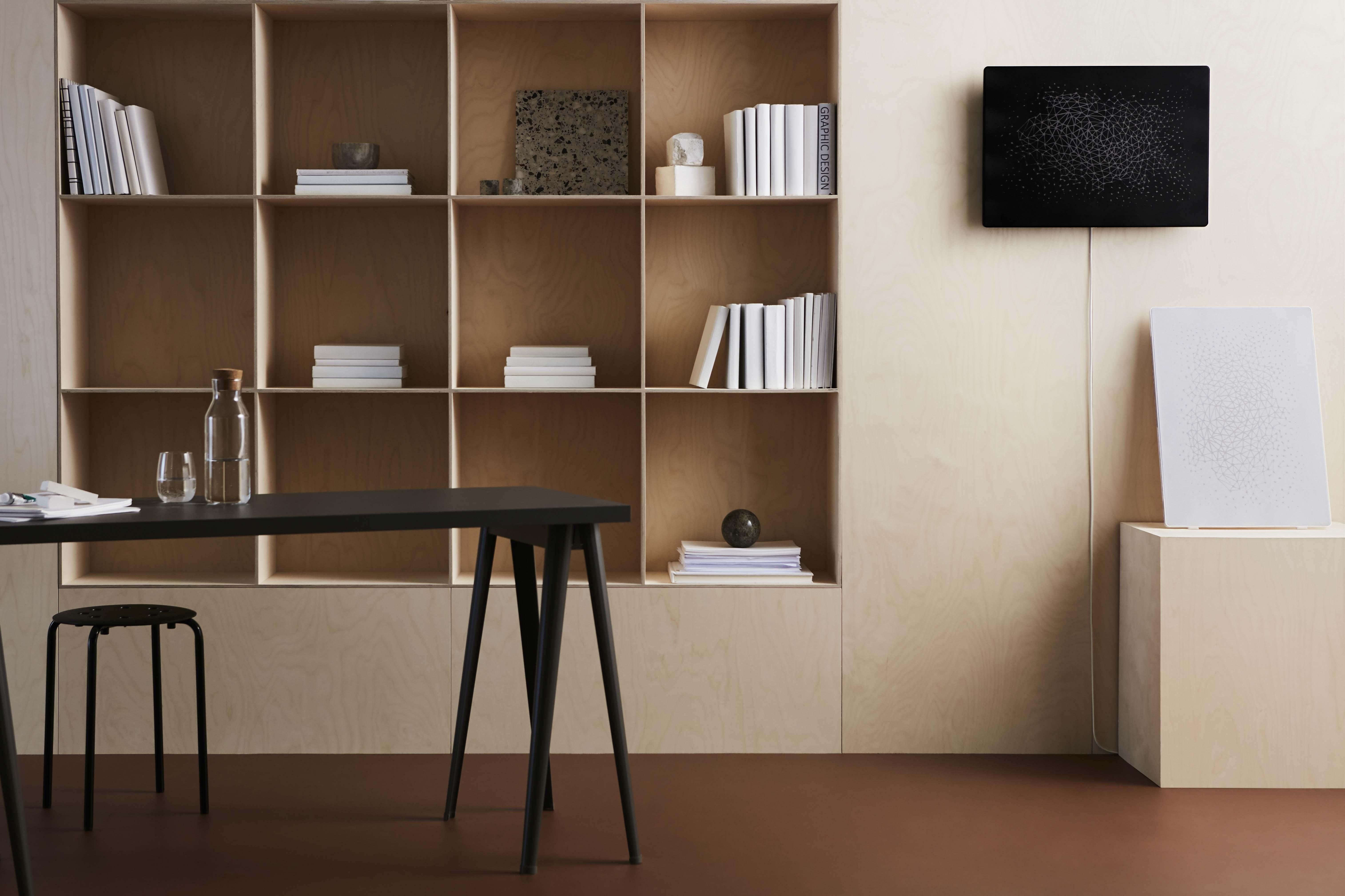 Un altavoz con forma de cuadro, lo último de IKEA y Sonos