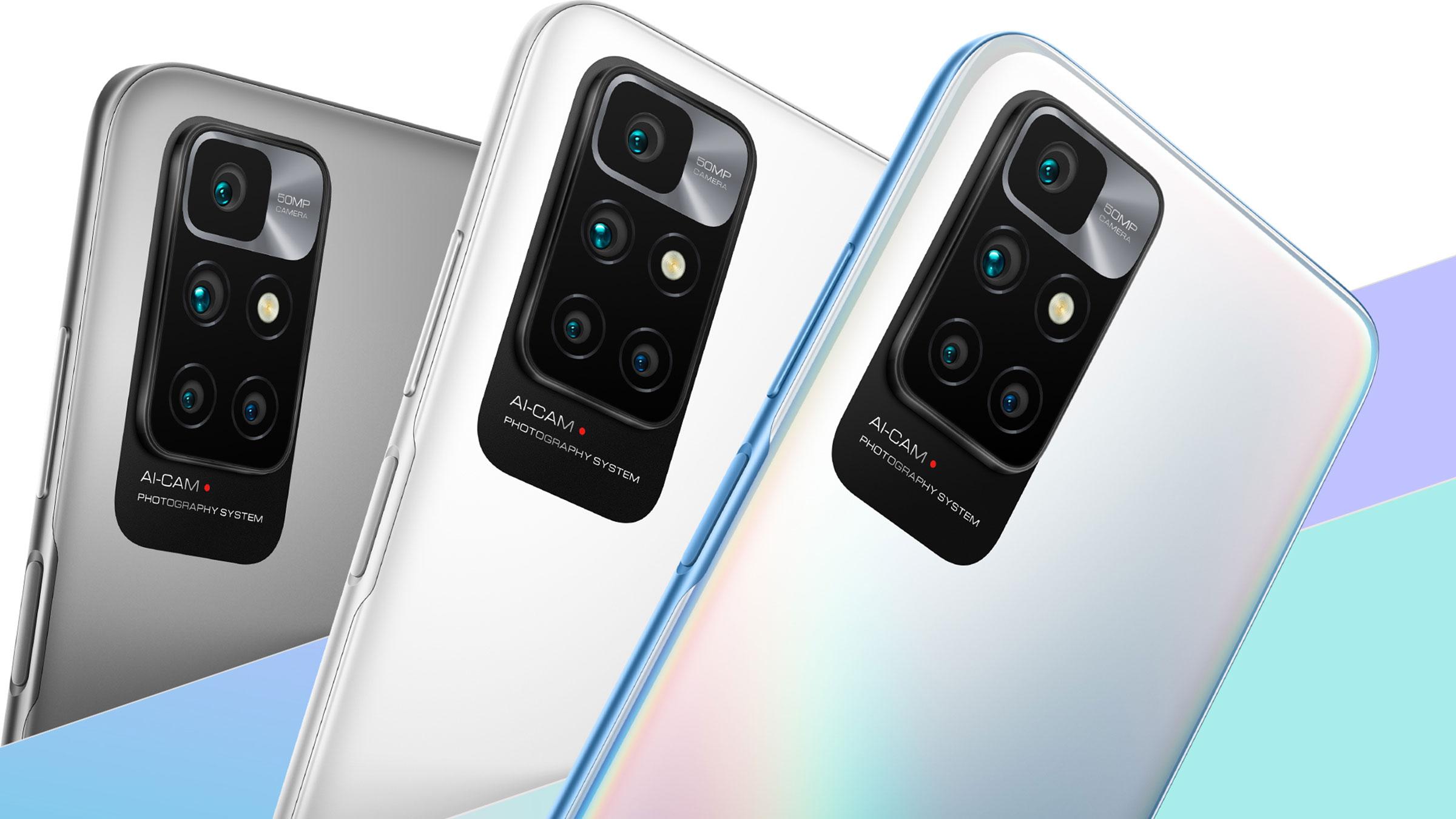 Anuncian el Redmi 10 Prime: precio, características, cámaras y mucho más | Tecnología - ComputerHoy.com