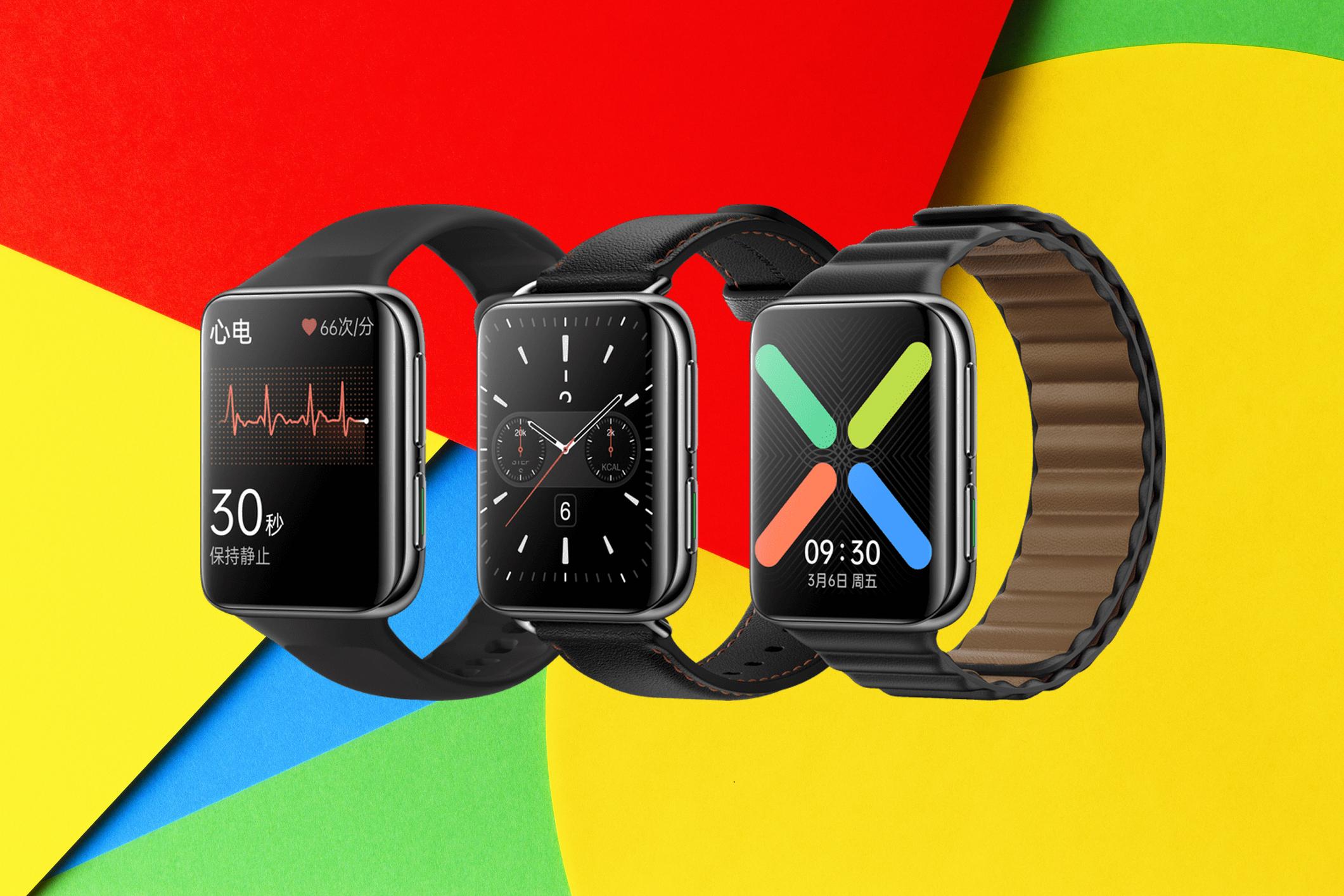 Oppo Watch 2 ECG, nueva edición del smartwatch ahora con soporte para electrocadiograma
