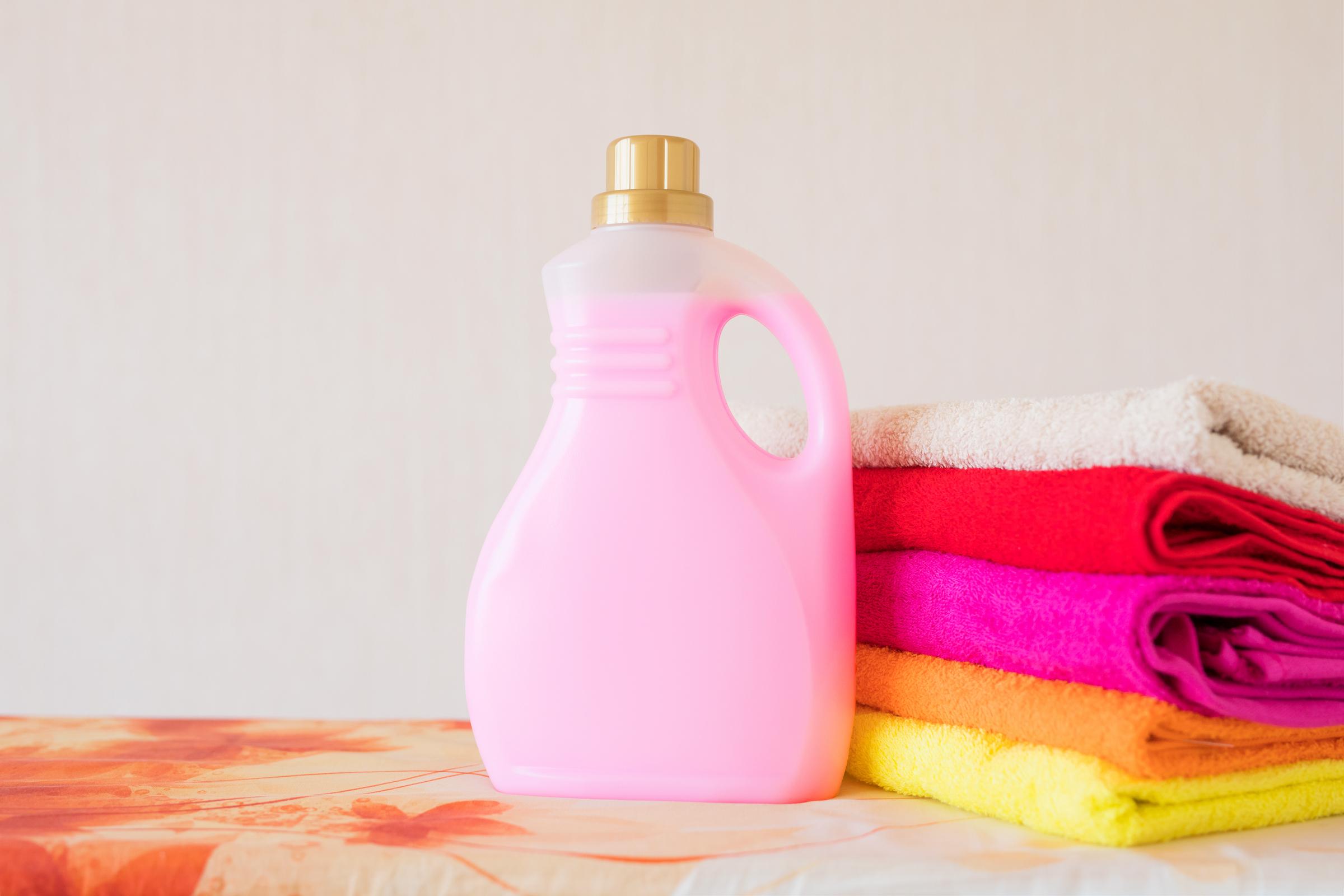 No uses suavizante para la ropa cuando laves estas prendas