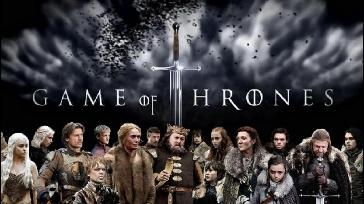 Juego de Tronos, la serie más pirateada de 2014.