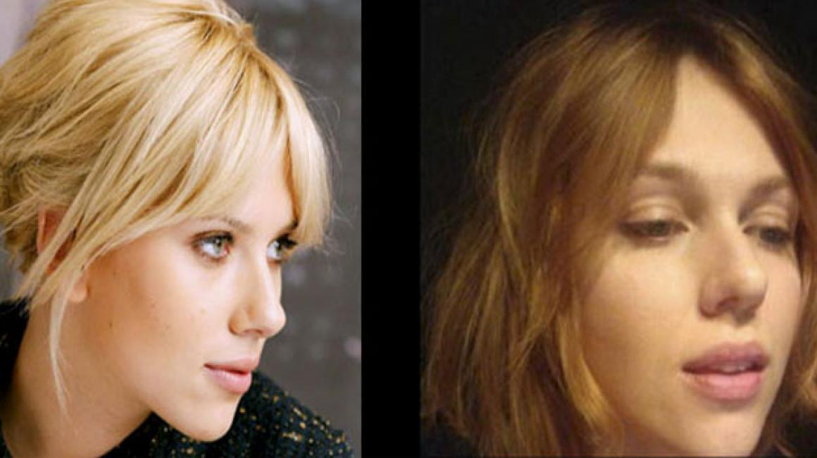 El parecido razonable del doble anónimo de Scarlett Johanson