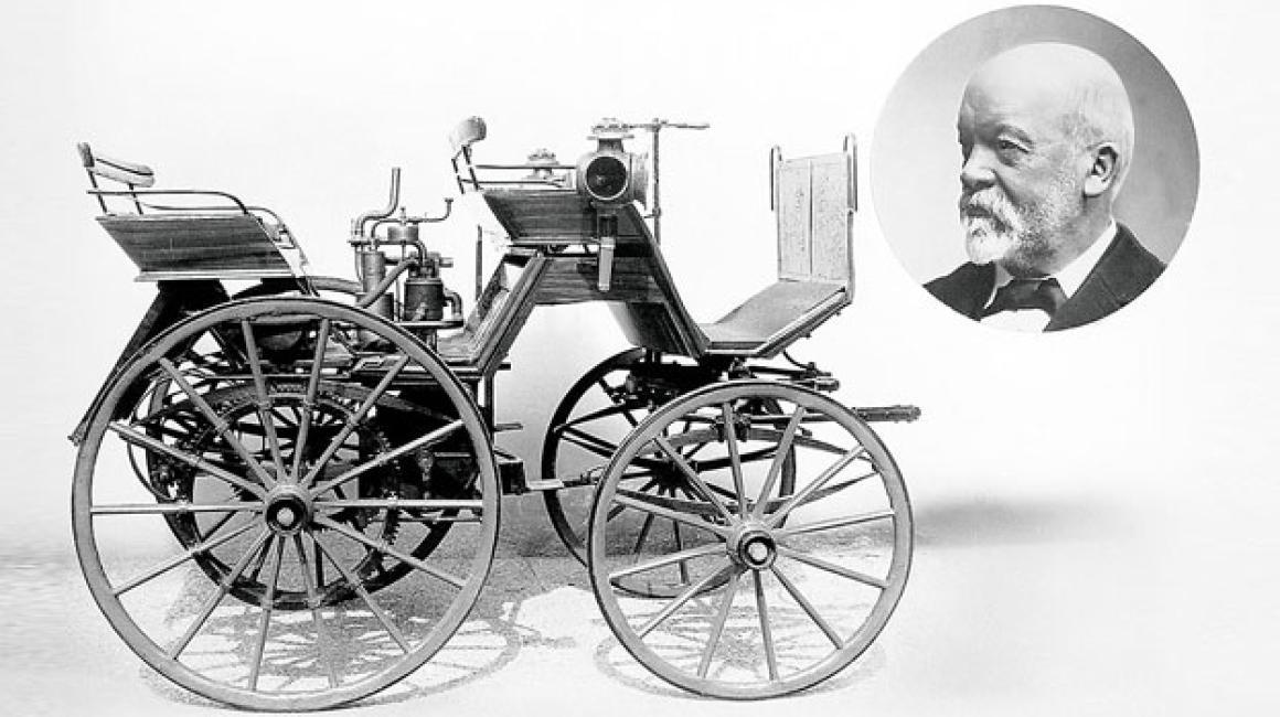 10 datos imprescindibles Daimler historia del coche