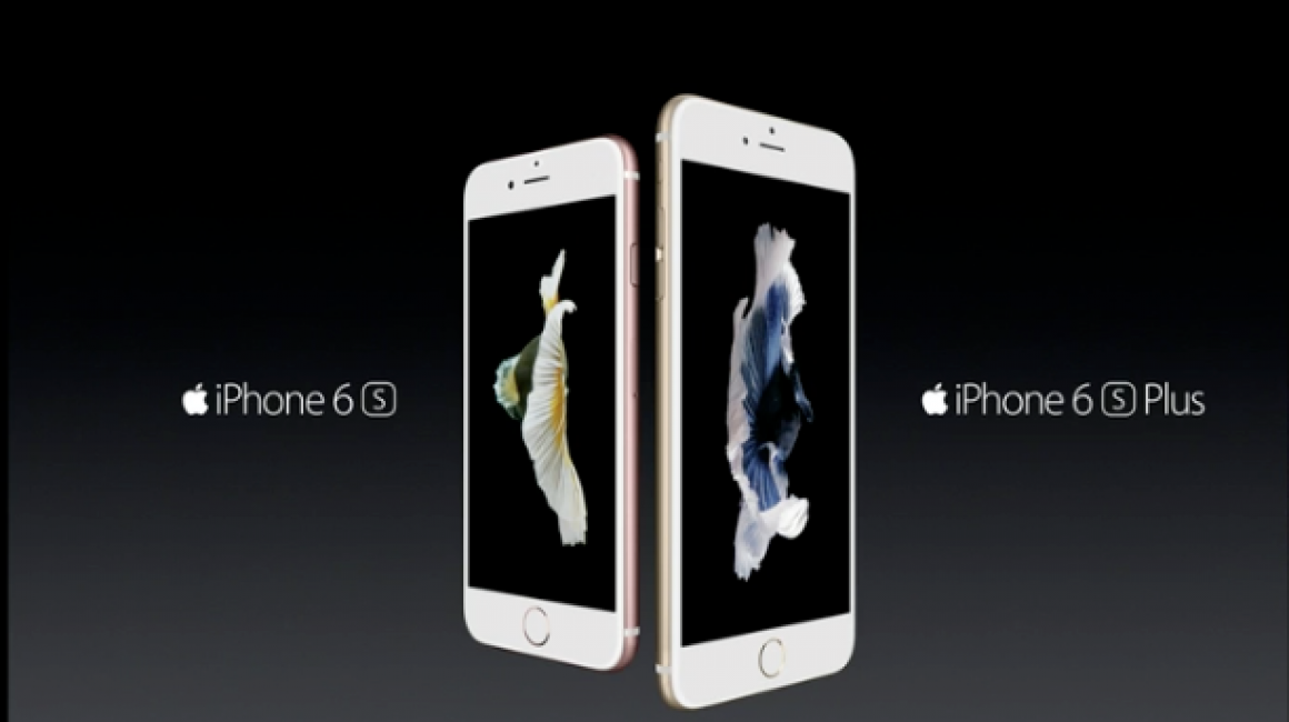 iPhone 6S y iPhone 6S Plus