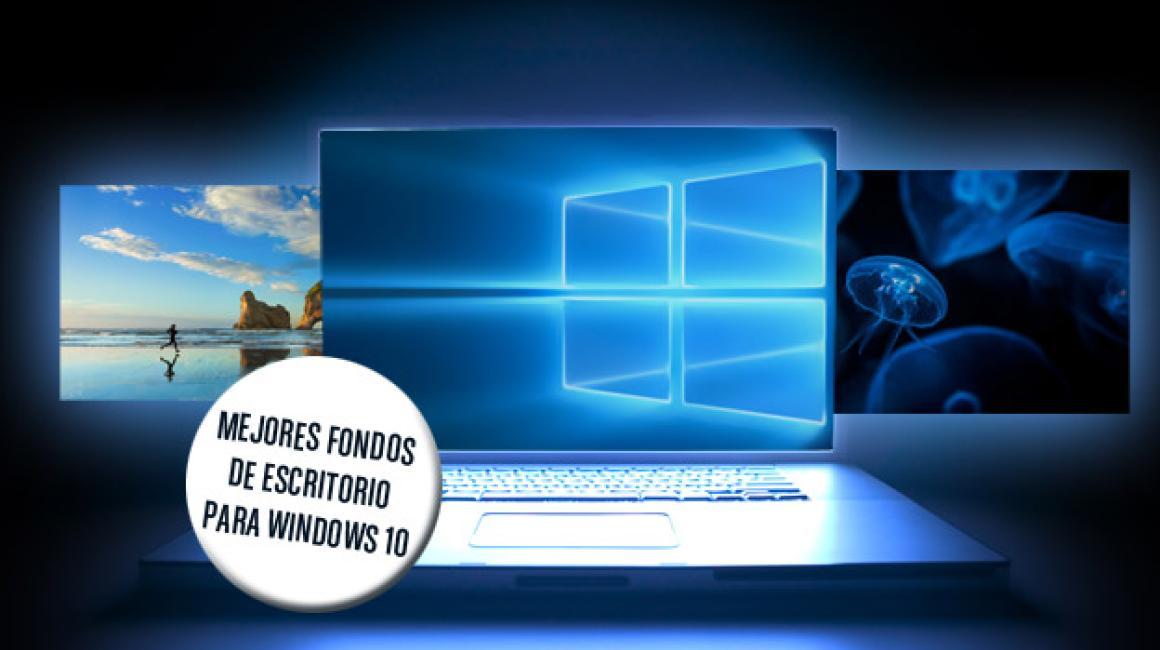 mejores fondos escritorio wallpaper Windows 10