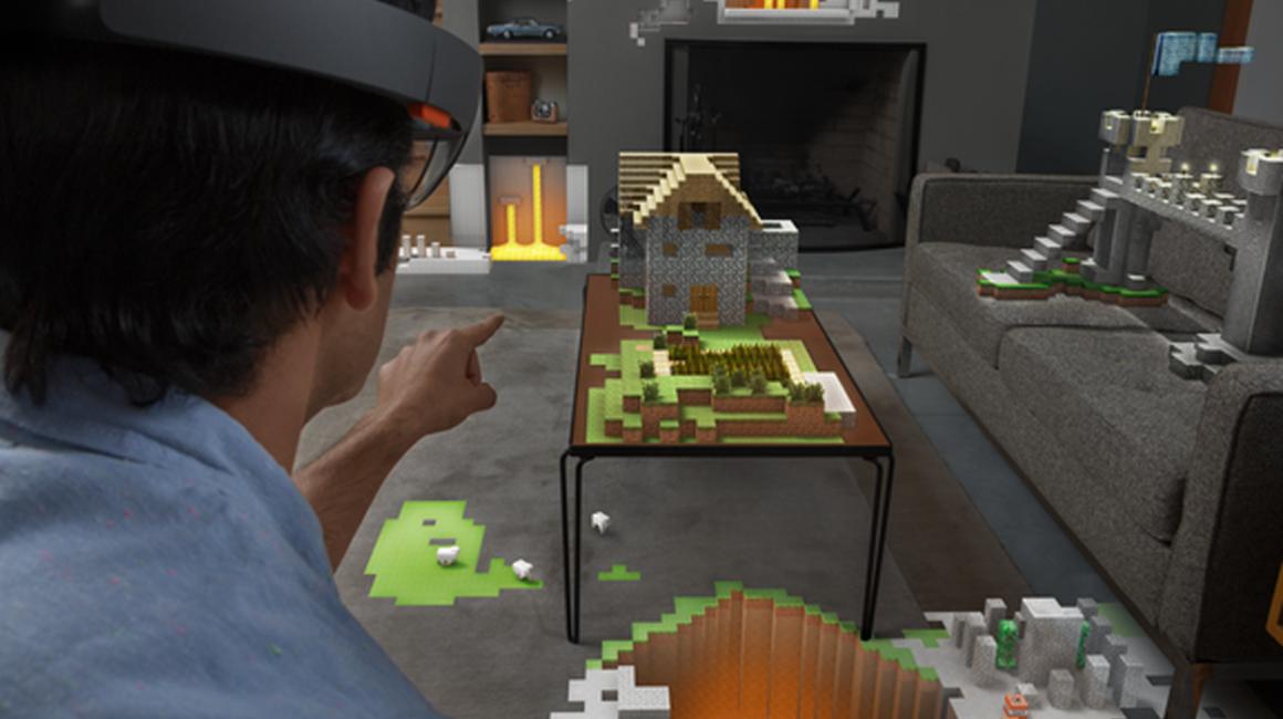 La realidad aumentada es un invento del futuro que cambiará nuestra manera de ver el mundo.