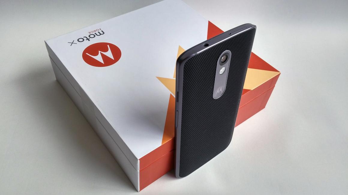 Fotografías del Motorola Moto X Force