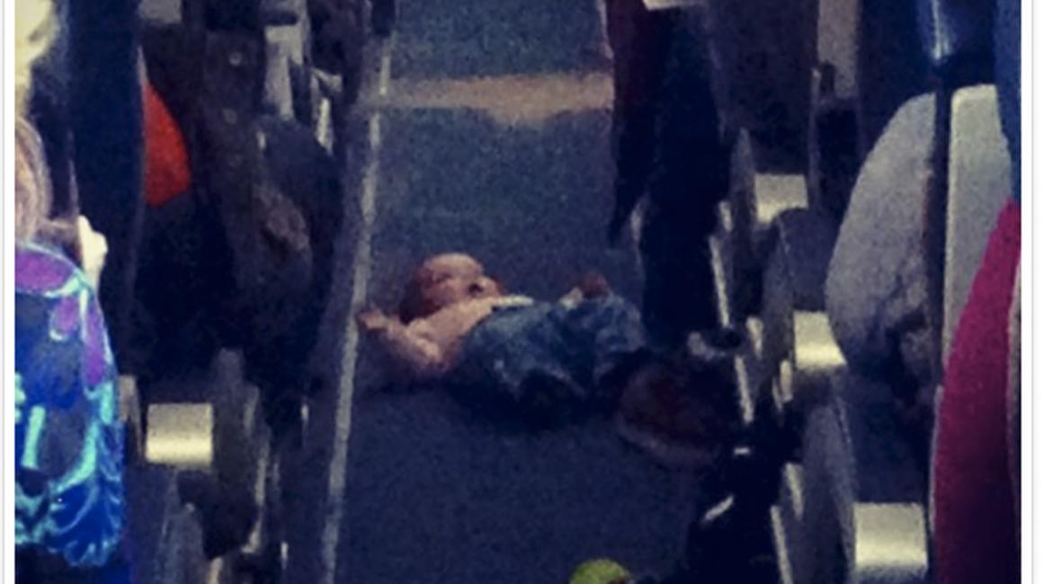 Situaciones graciosas vividas en un avión.