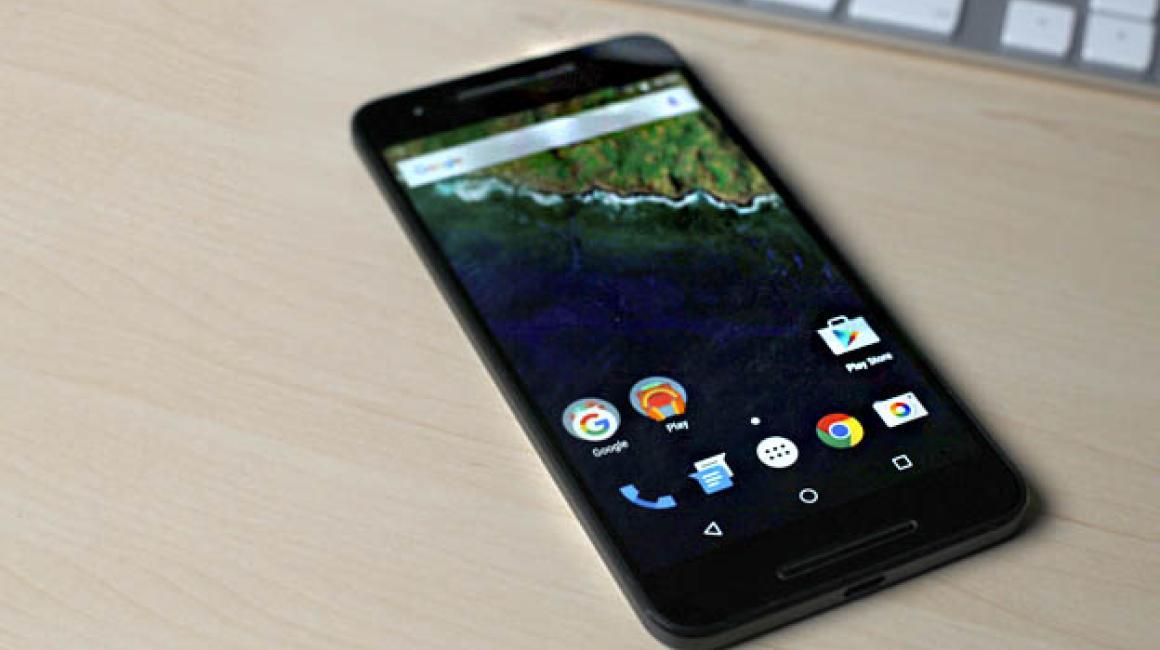 Fotografías del Nexus 6P
