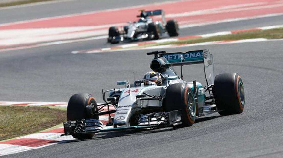 Estadísticas del GP de España de F1 2016: circuito de Montmeló