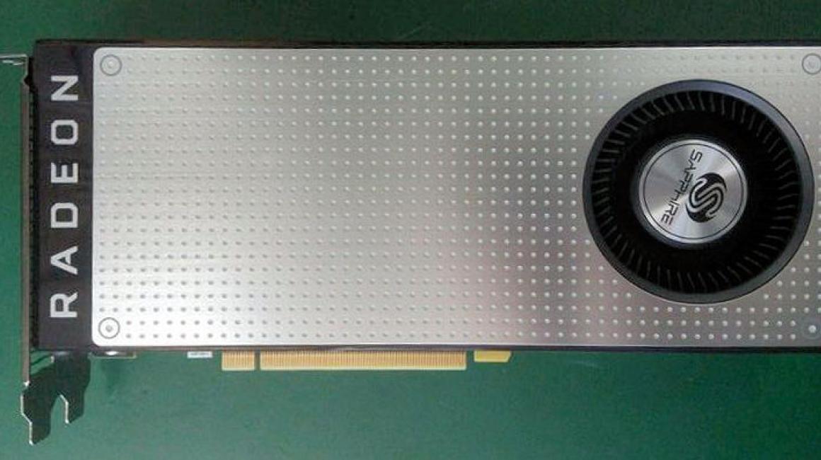 Sapphire Radeon RX 470 Platinum Edition