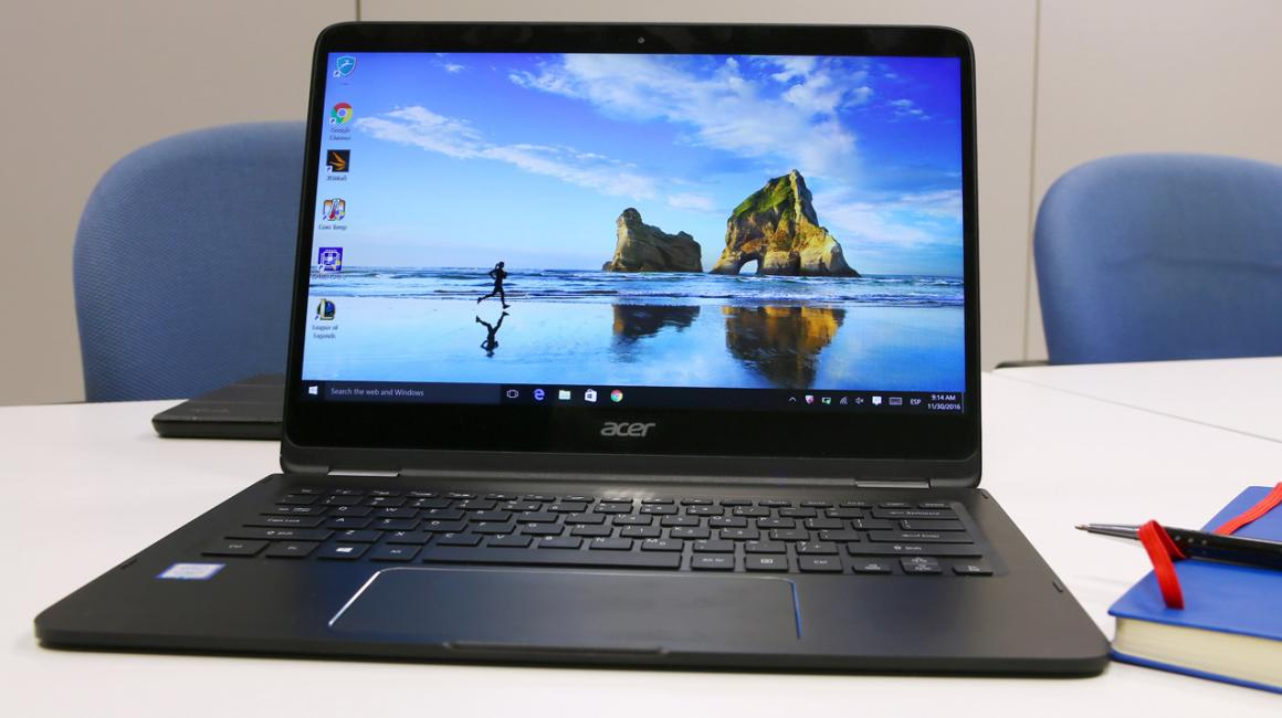 Imágenes del Acer Spin 7