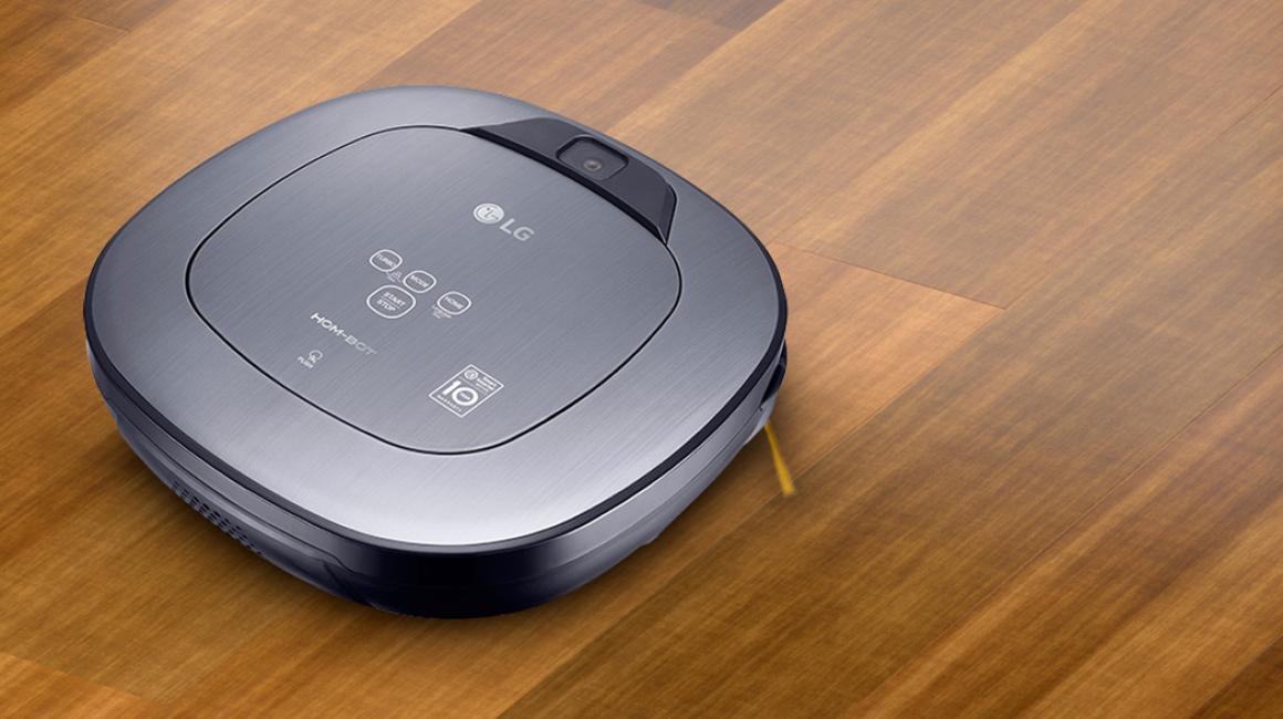 Fotografías del LG Hombot Turbo (VR9647PS)