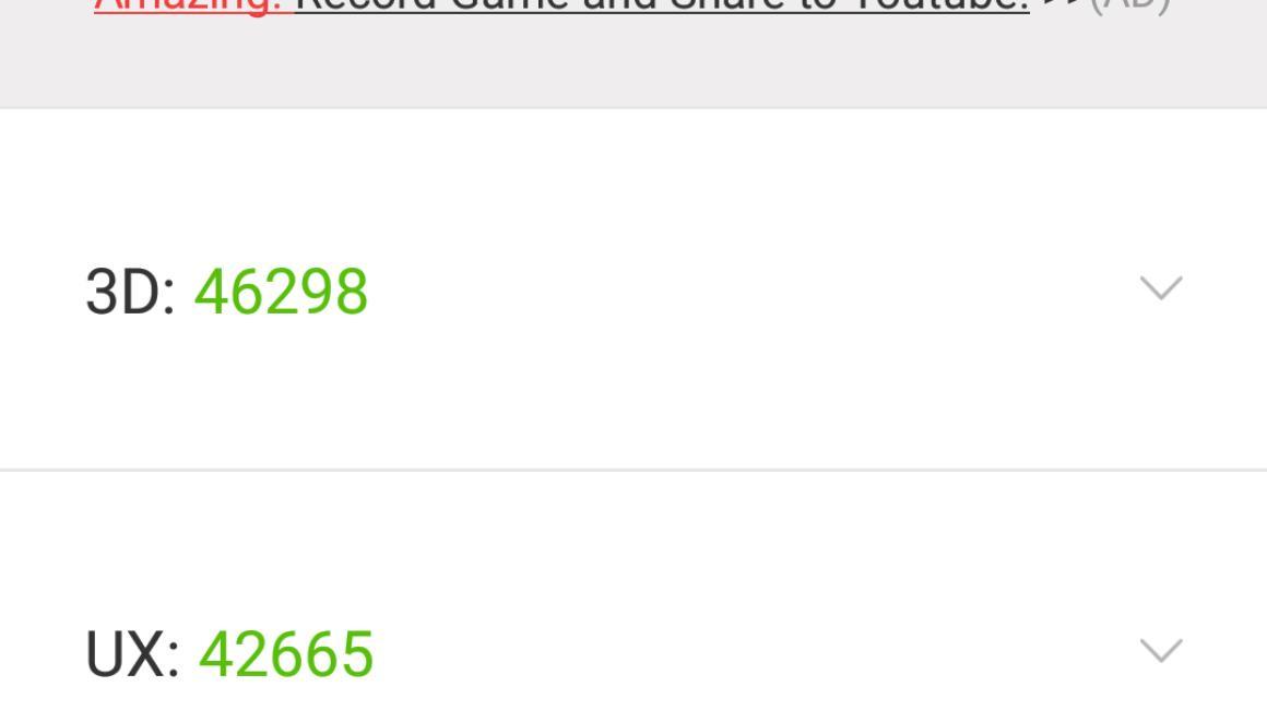 El resultado que consigue el Huawei P10 en la prueba de AnTuTu Benchmark 6.2.7 es de 134.132 puntos