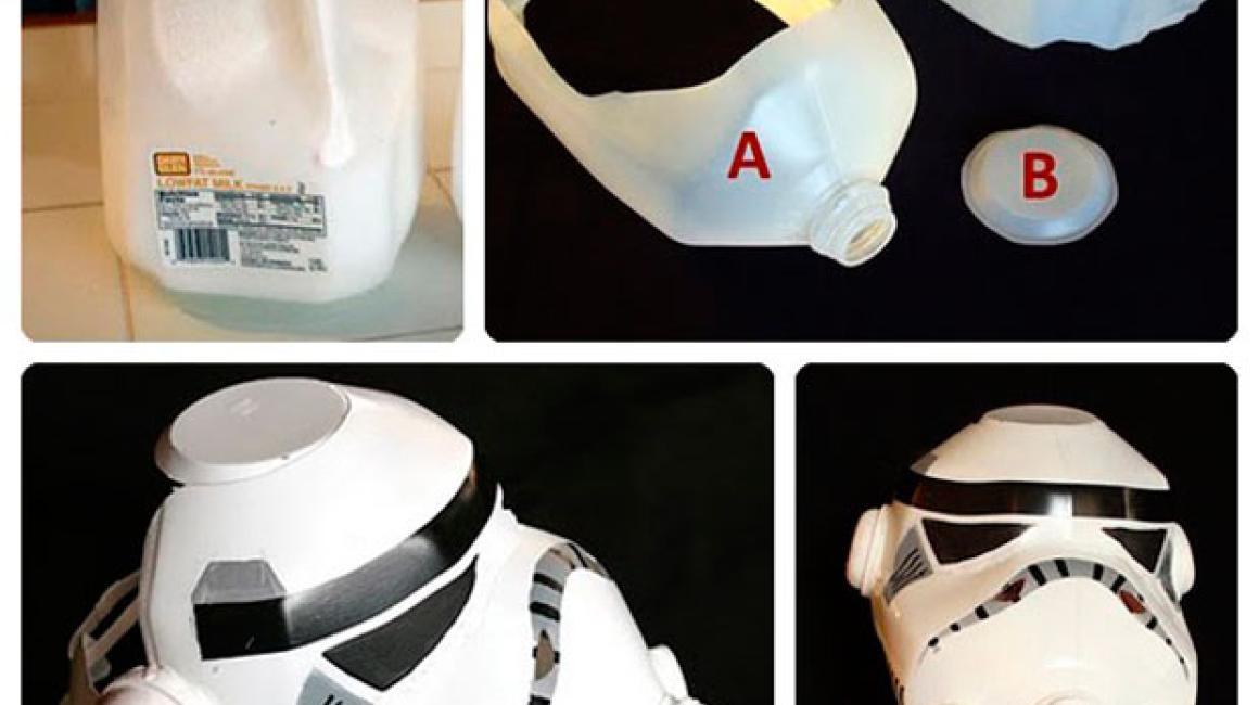casco de soldado imperial