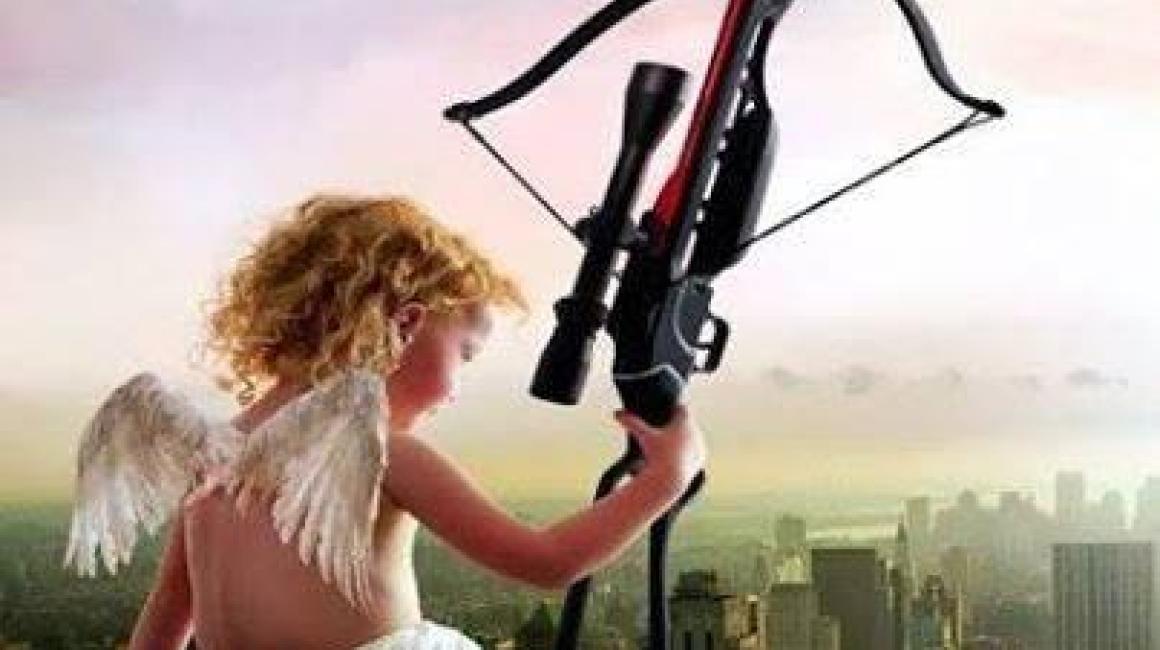 A ver, a ver, la flecha de Cupido