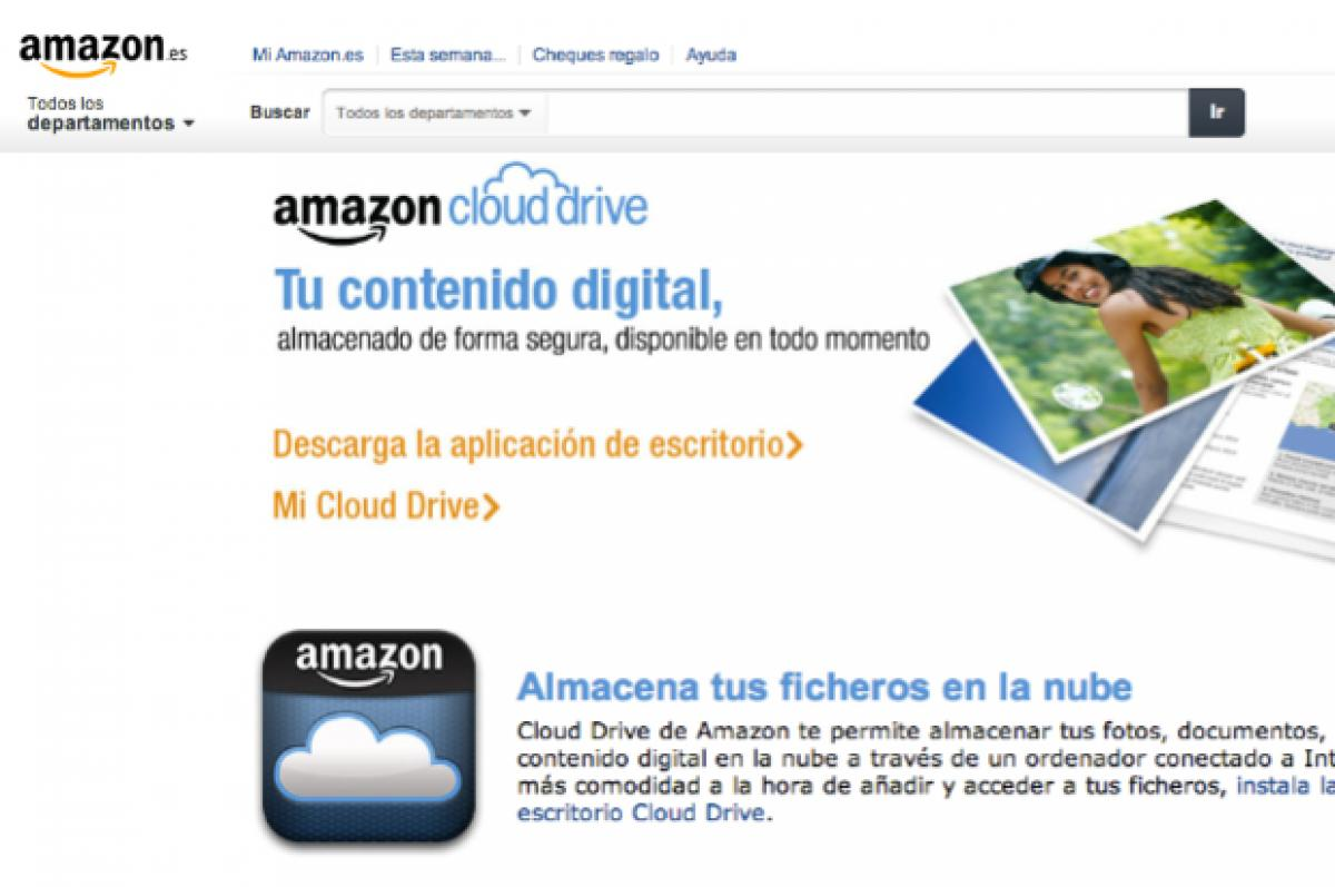 Amazon Cloud Drive Fotos