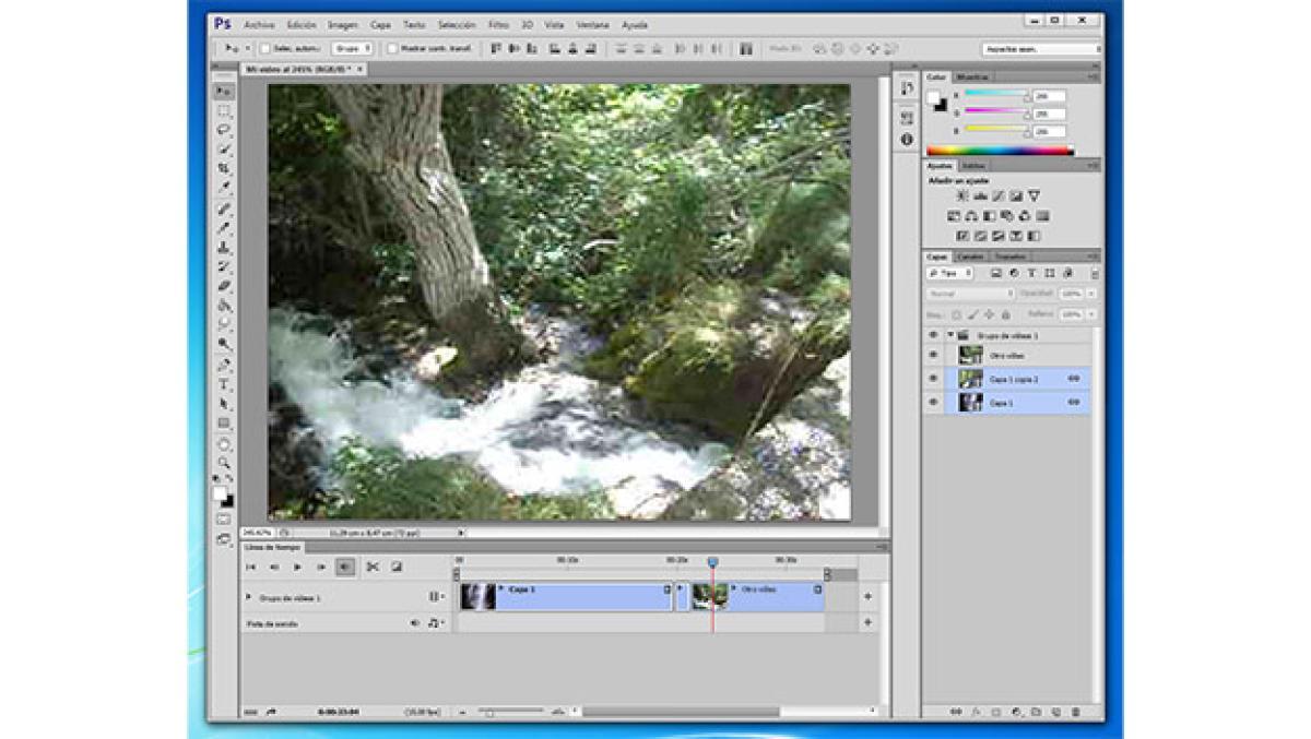 Cómo Editar Tus Vídeos Con Photoshop Cs6 Tecnología Computerhoy Com