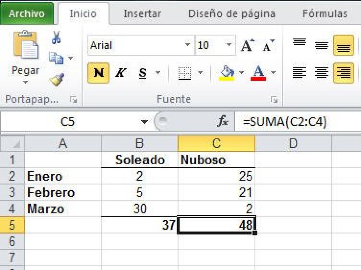 Mantener a la vista la sintaxis de una función en Excel ...