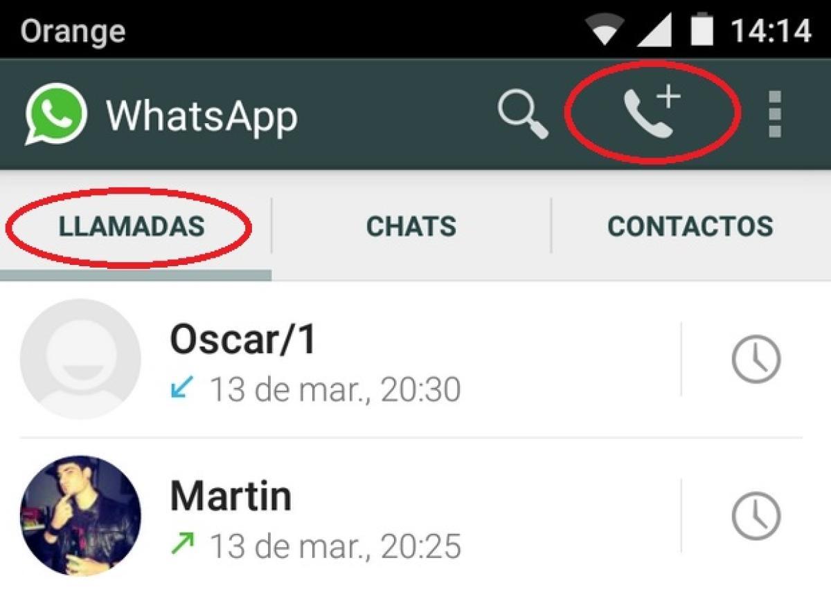 Llamadas de WhatsApp: domínalas de una vez por todas | Tecnología -  ComputerHoy.com